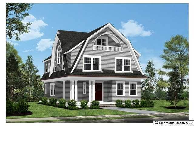 Single Family Homes at 117 Brooklyn Boulevard Sea Girt, New Jersey 08750 United States