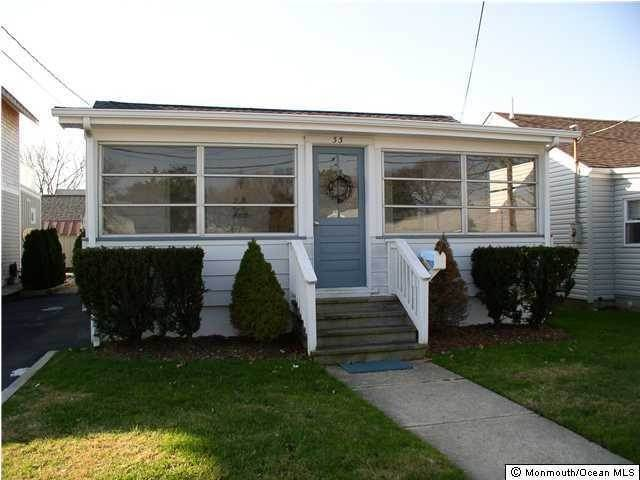 Single Family Homes at 33 Rogers Avenue Manasquan, New Jersey 08736 United States