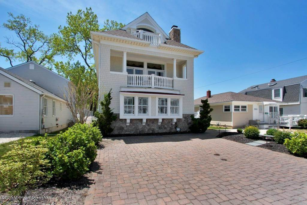 Single Family Homes at 555 Perch Avenue Manasquan, New Jersey 08736 United States