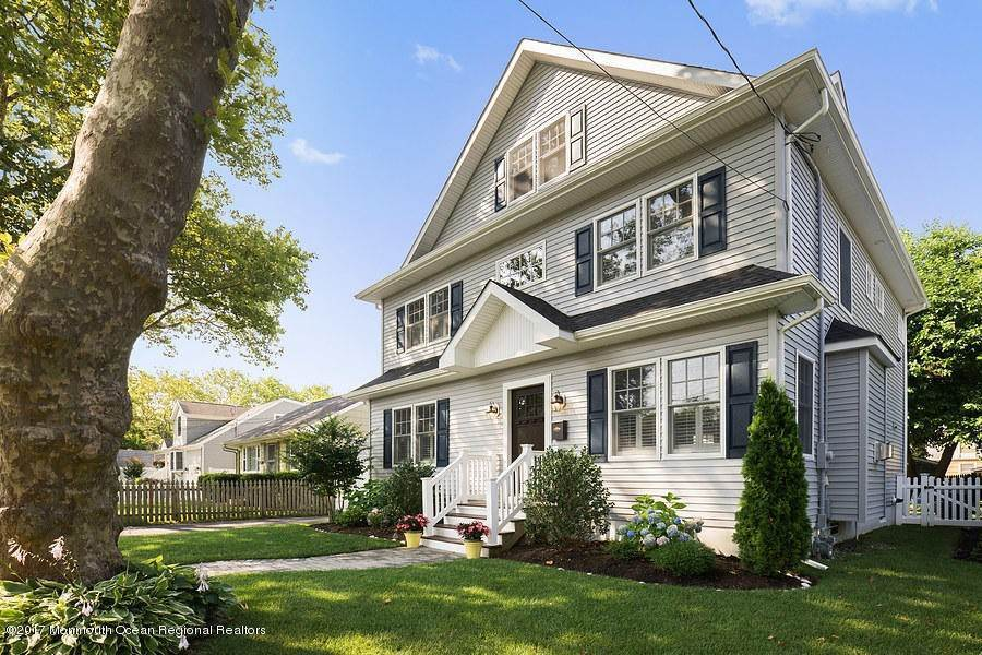 Single Family Homes at 297 Cedar Avenue Manasquan, New Jersey 08736 United States