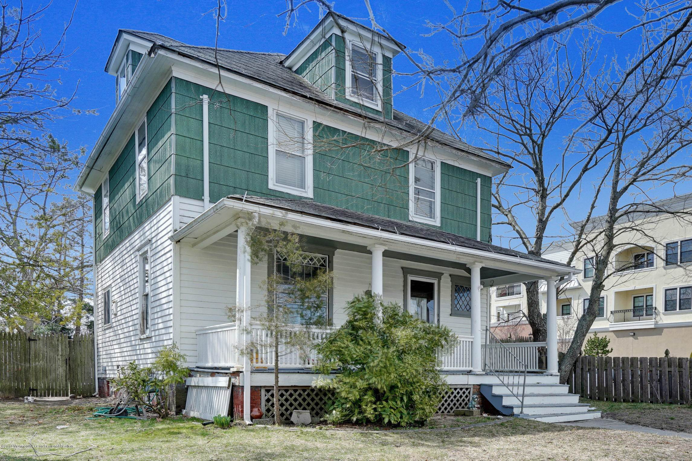 Single Family Homes at 611 8th Avenue Belmar, New Jersey 07719 United States
