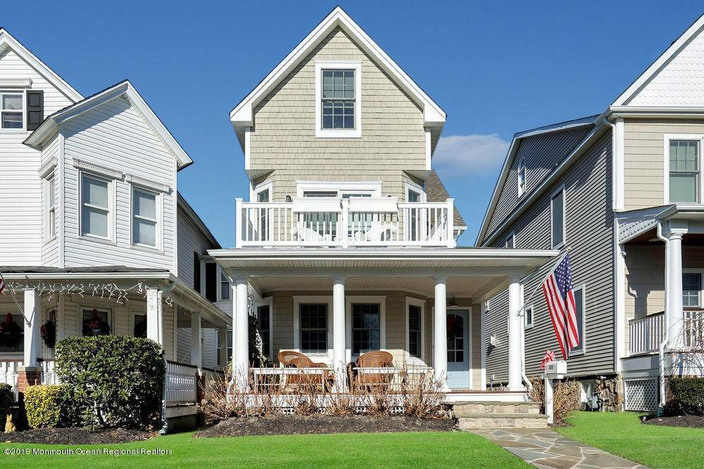 Single Family Homes at 308 Sylvania Avenue Avon by the Sea, New Jersey 07717 United States
