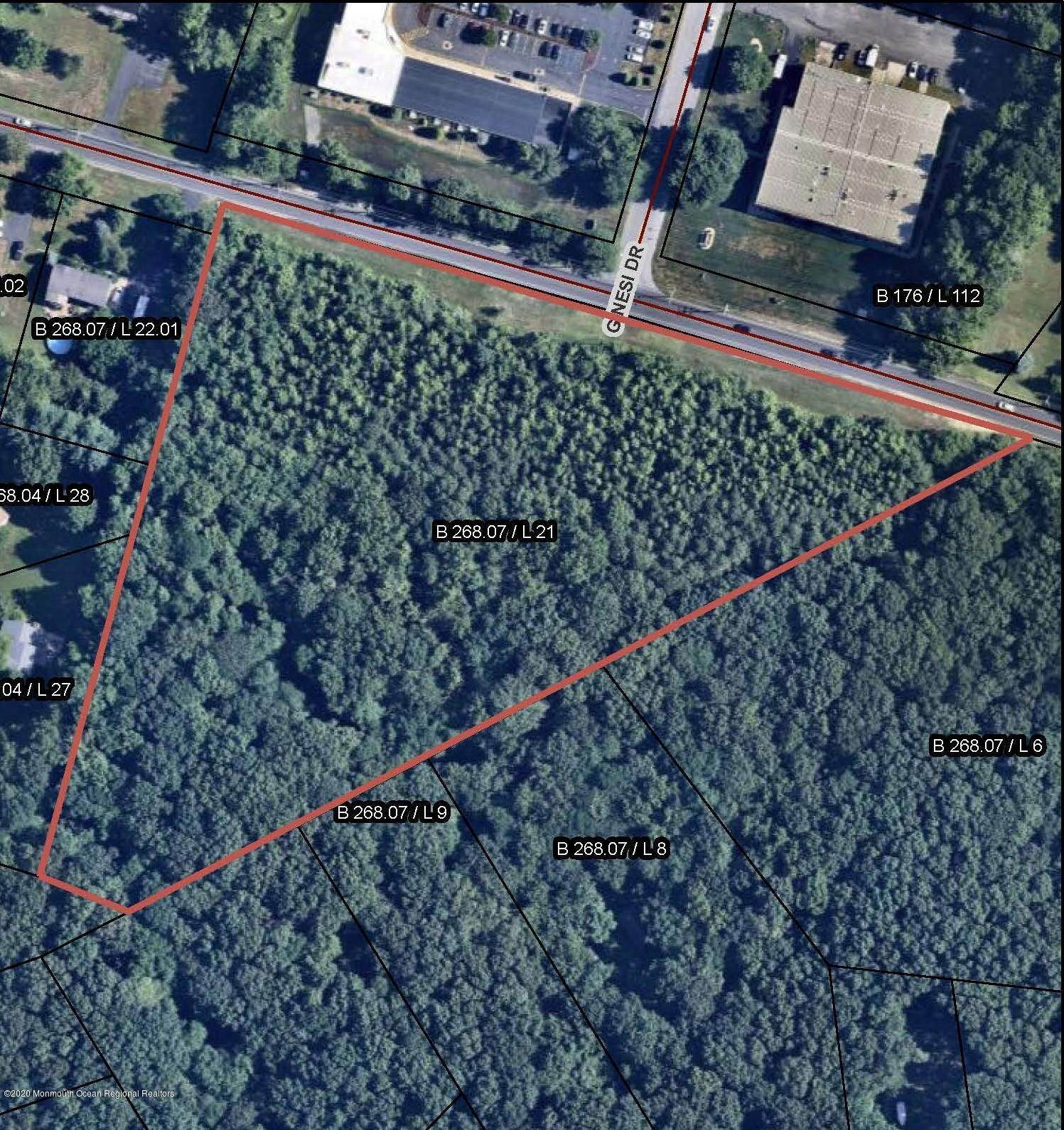 Land for Sale at 125 Route 520 Morganville, New Jersey 07751 United States