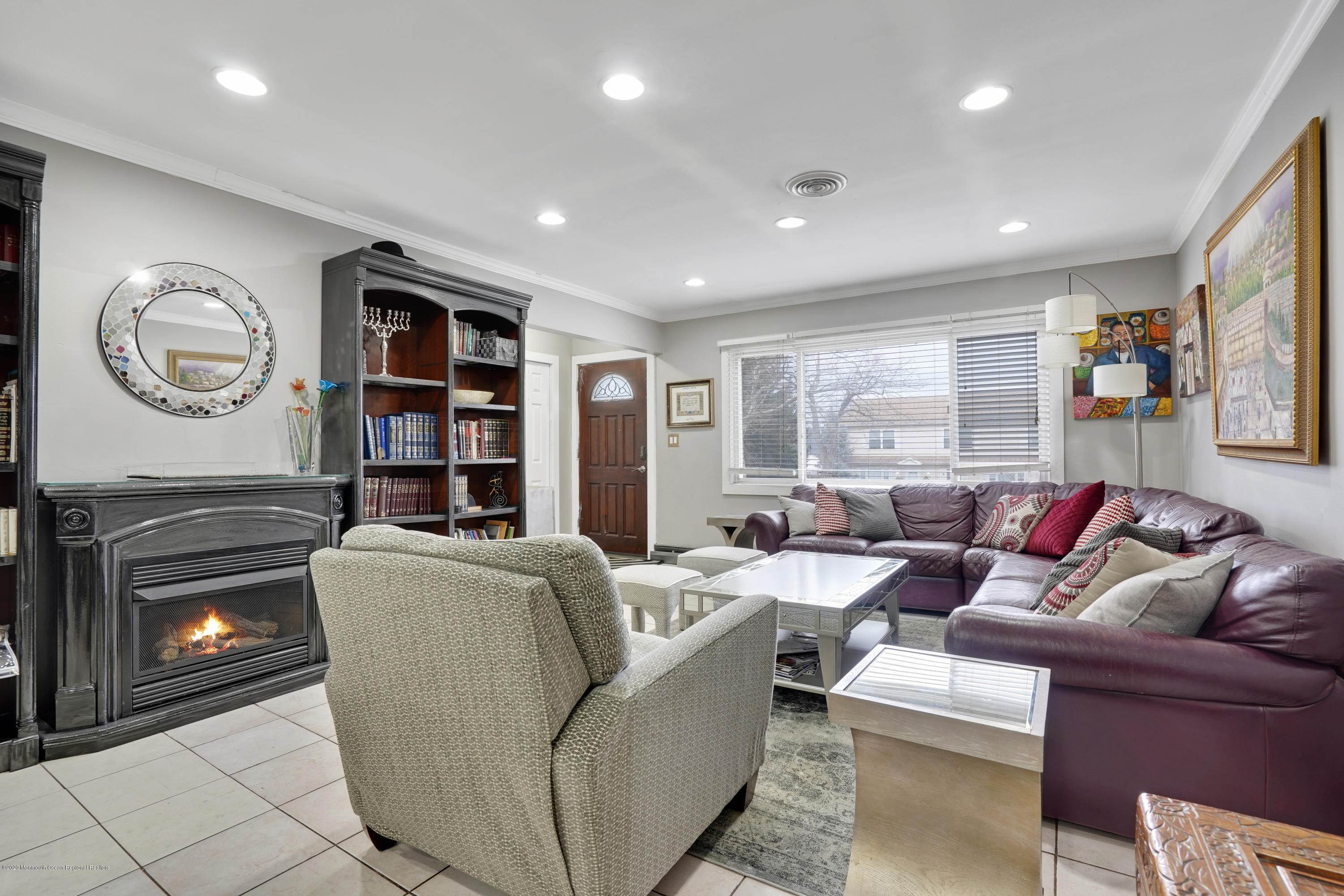 10. Single Family Homes for Sale at 280 Highland Avenue Long Branch, New Jersey 07740 United States