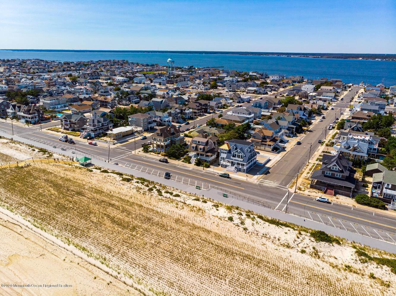 34. Single Family Homes for Sale at 809 Ocean Avenue Seaside Park, New Jersey 08752 United States