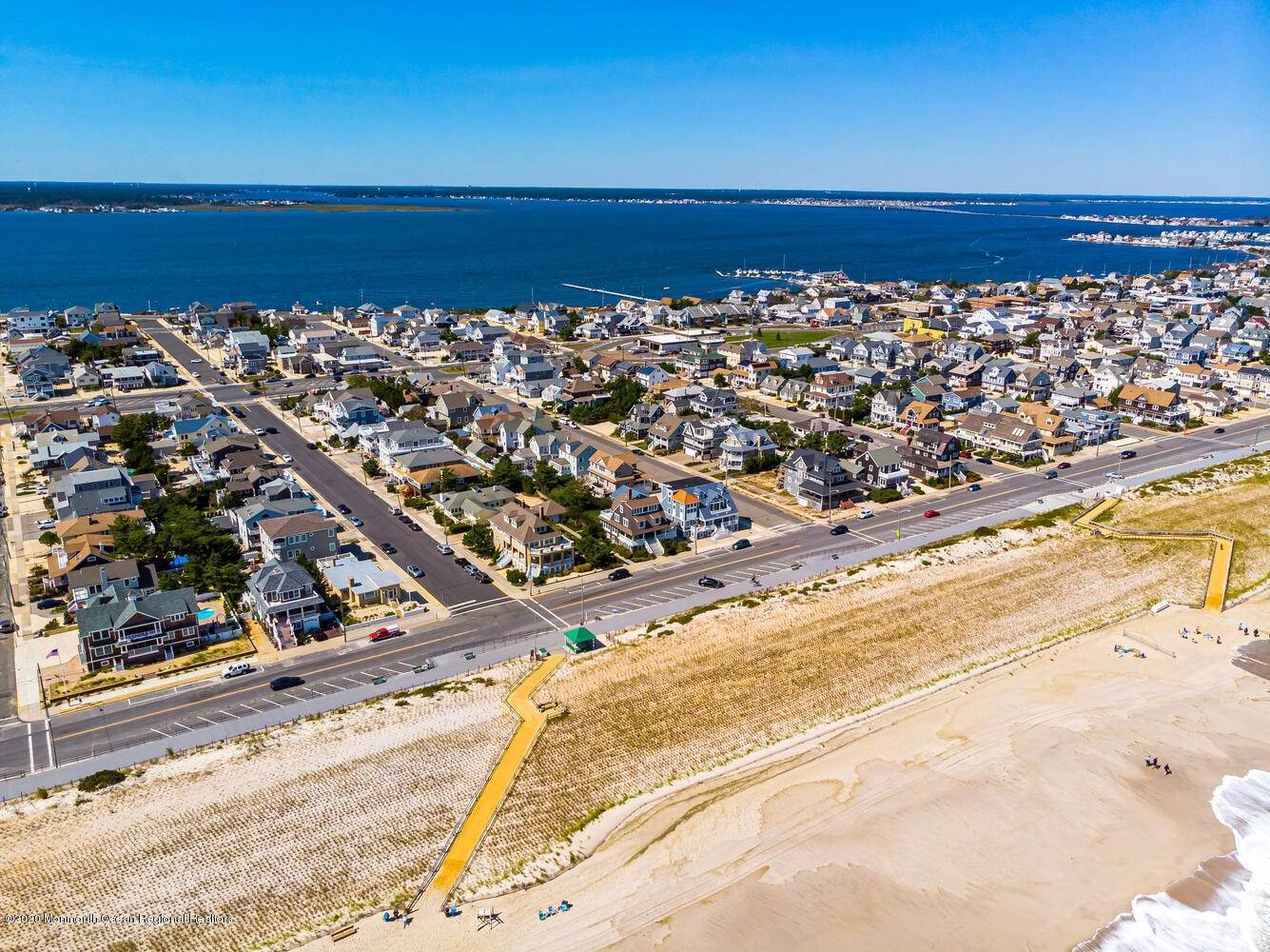 35. Single Family Homes for Sale at 809 Ocean Avenue Seaside Park, New Jersey 08752 United States