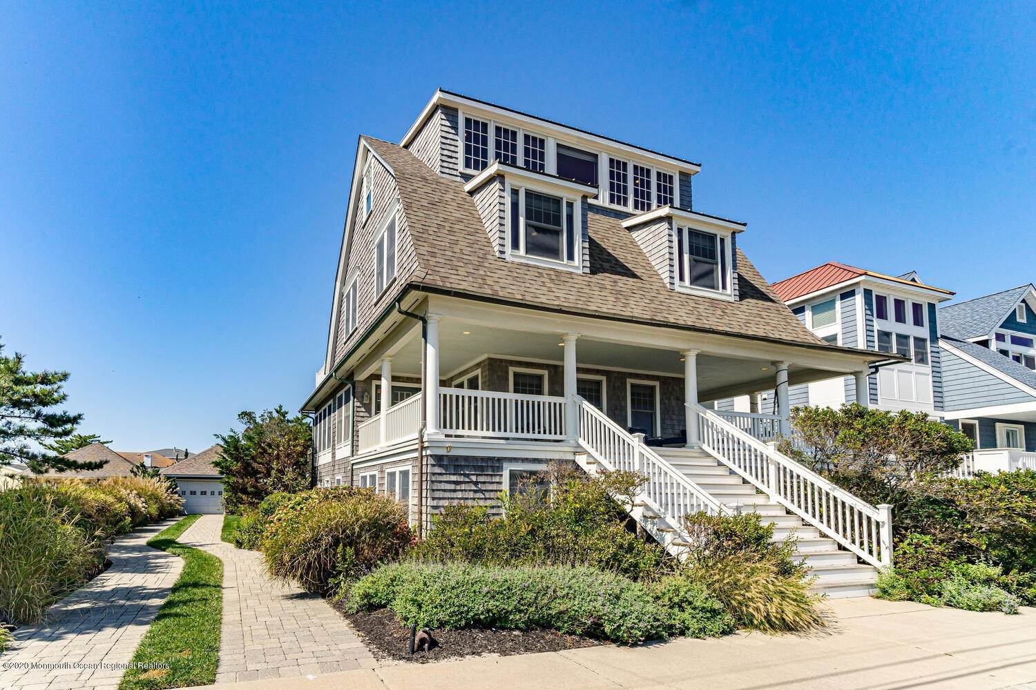 7. Single Family Homes for Sale at 809 Ocean Avenue Seaside Park, New Jersey 08752 United States
