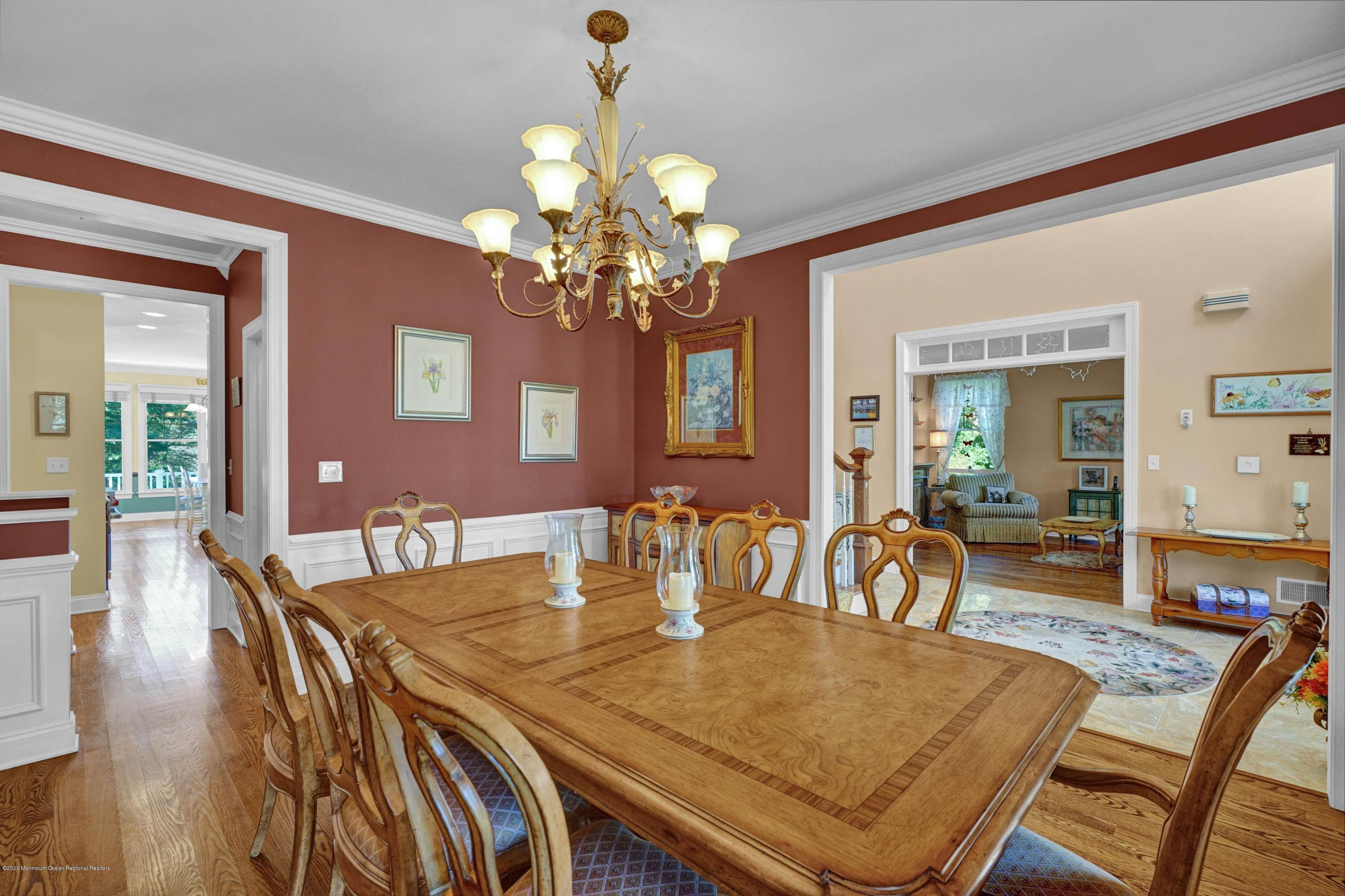 26. Single Family Homes for Sale at 2804 Sunny Pond Court Wall, New Jersey 07719 United States