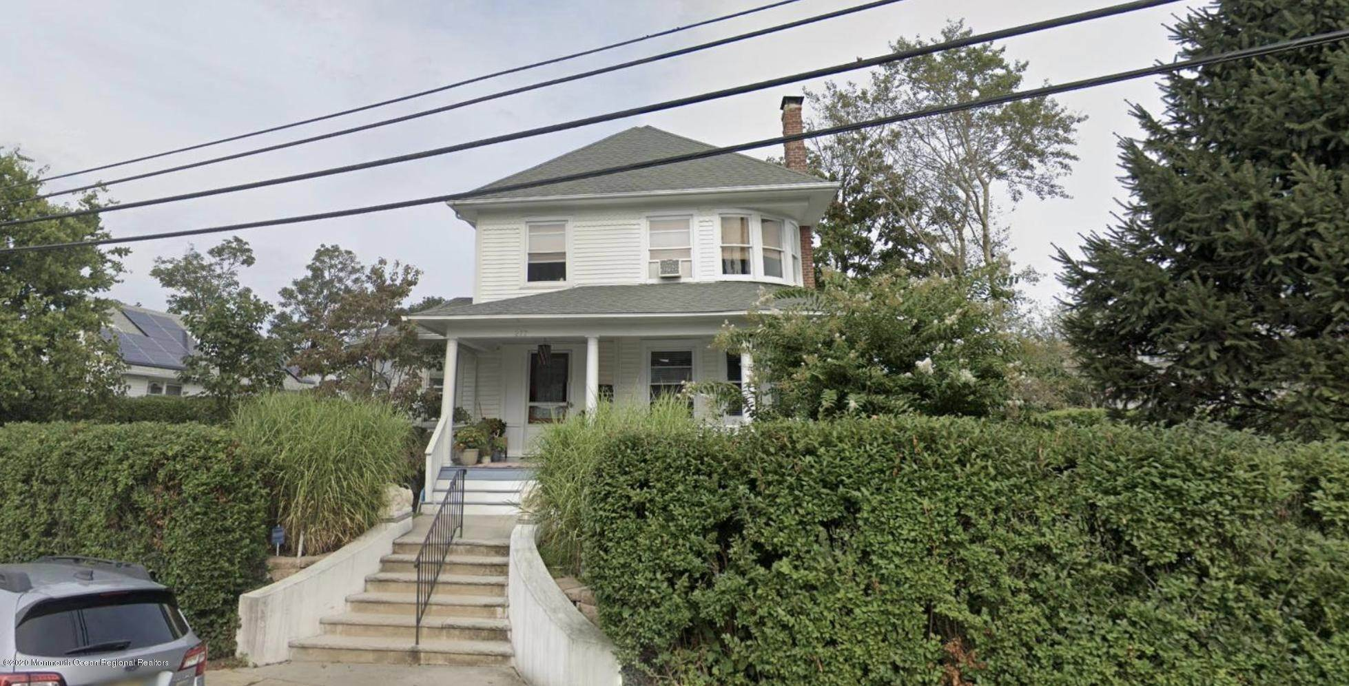 9. Single Family Homes at 277 2nd Avenue Long Branch, New Jersey 07740 United States