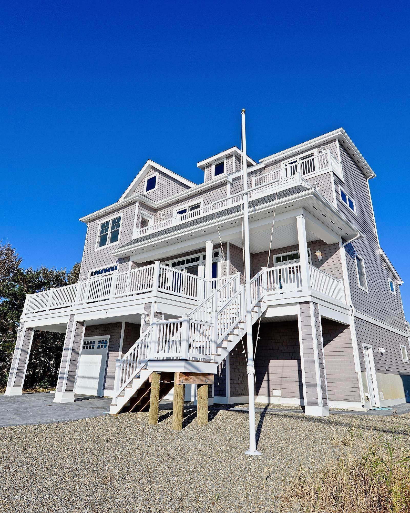 Property at 6 Bayview Avenue Seaside Park, New Jersey 08752 United States