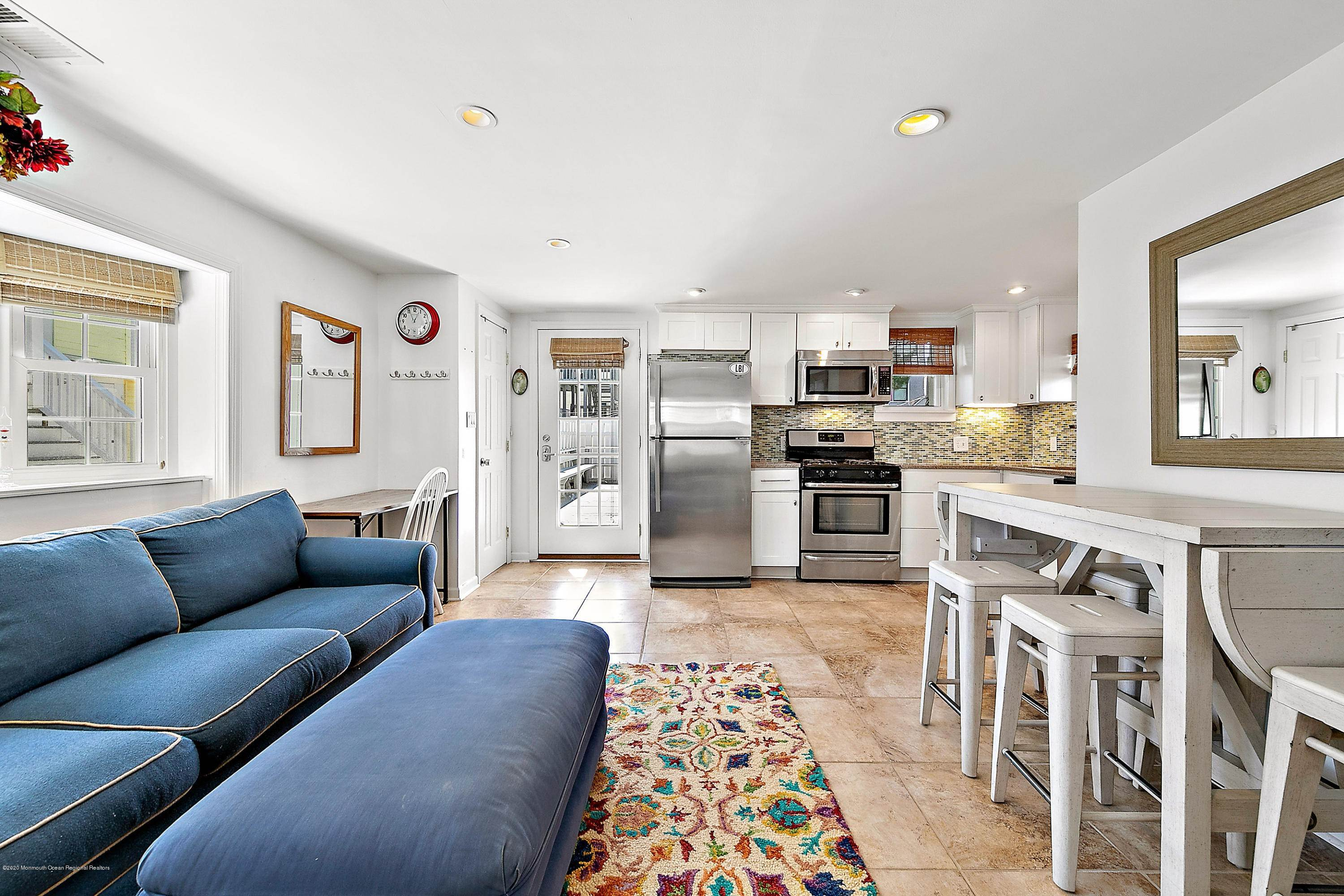 11. Single Family Homes for Sale at 1504 Beach Avenue Beach Haven, New Jersey 08008 United States