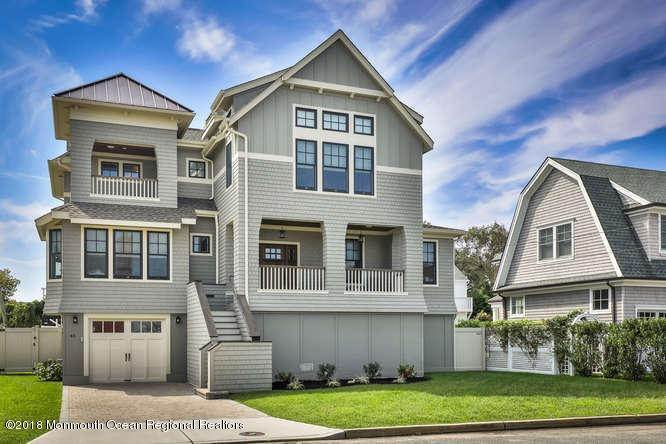 Single Family Homes at 45 Strickland Street Bay Head, New Jersey 08742 United States