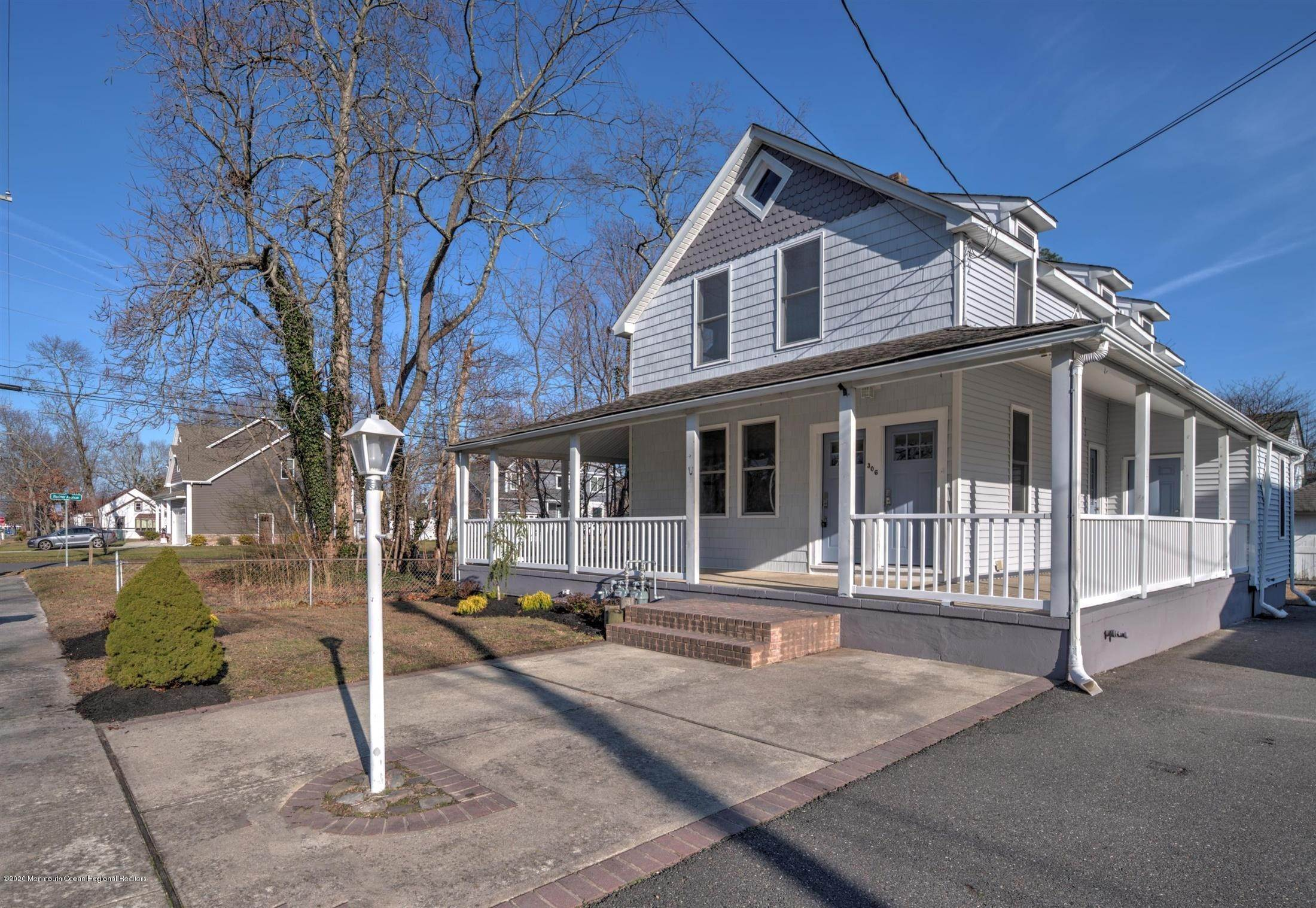 2. Multi-Family Homes for Sale at 306 Henley Avenue Pine Beach, New Jersey 08741 United States