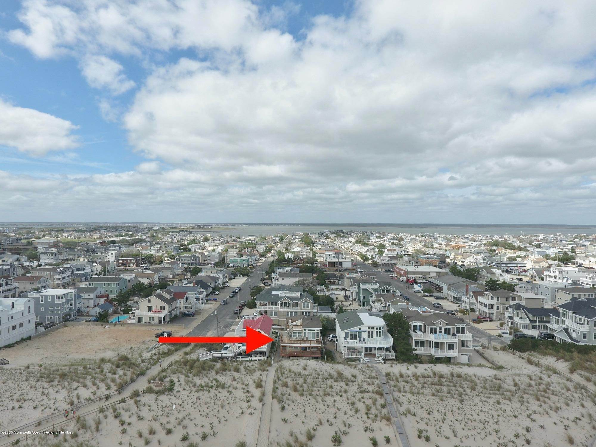 Property at 107 Ocean Avenue Surf City, New Jersey 08008 United States