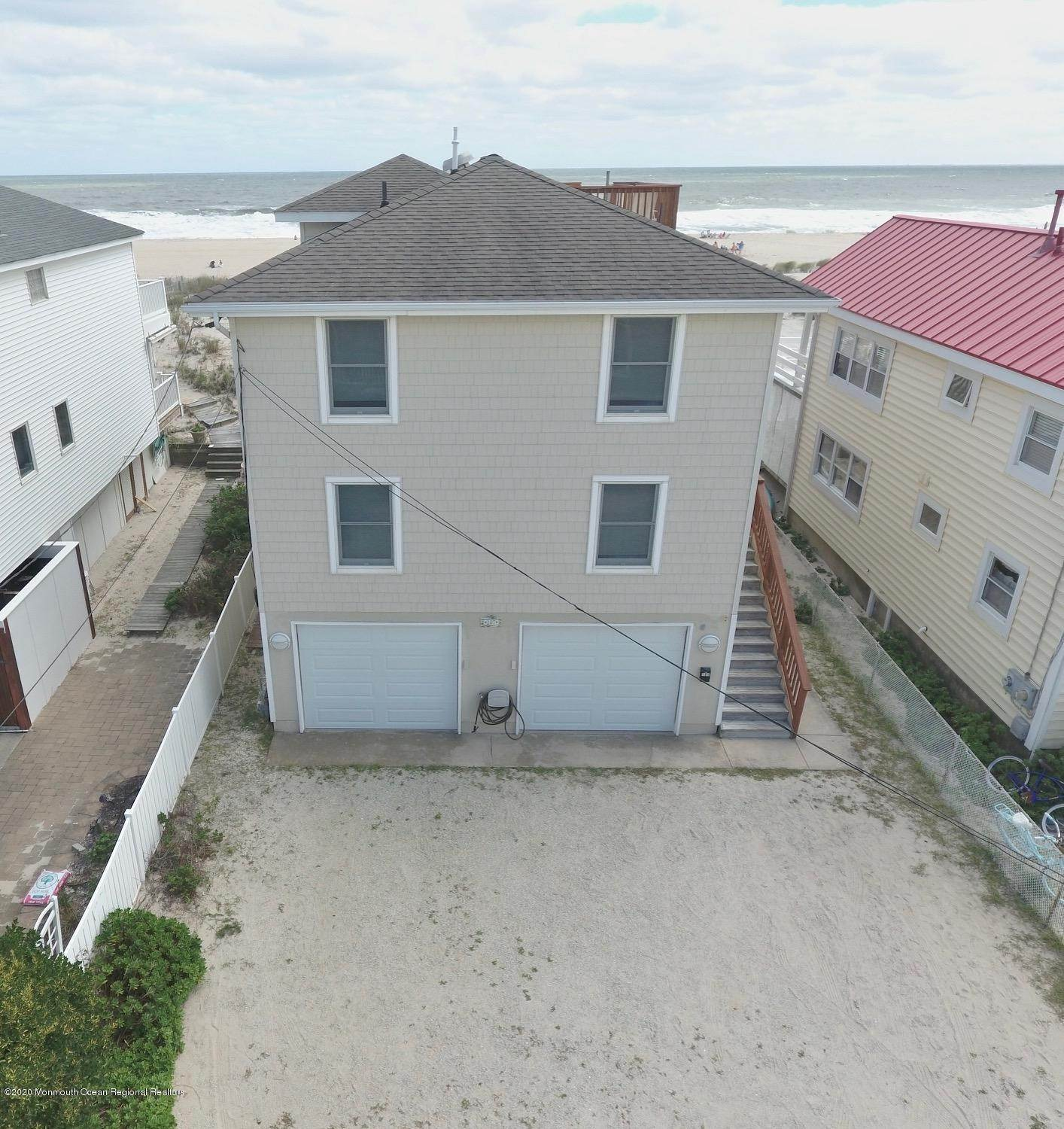 6. Single Family Homes at 107 Ocean Avenue Surf City, New Jersey 08008 United States