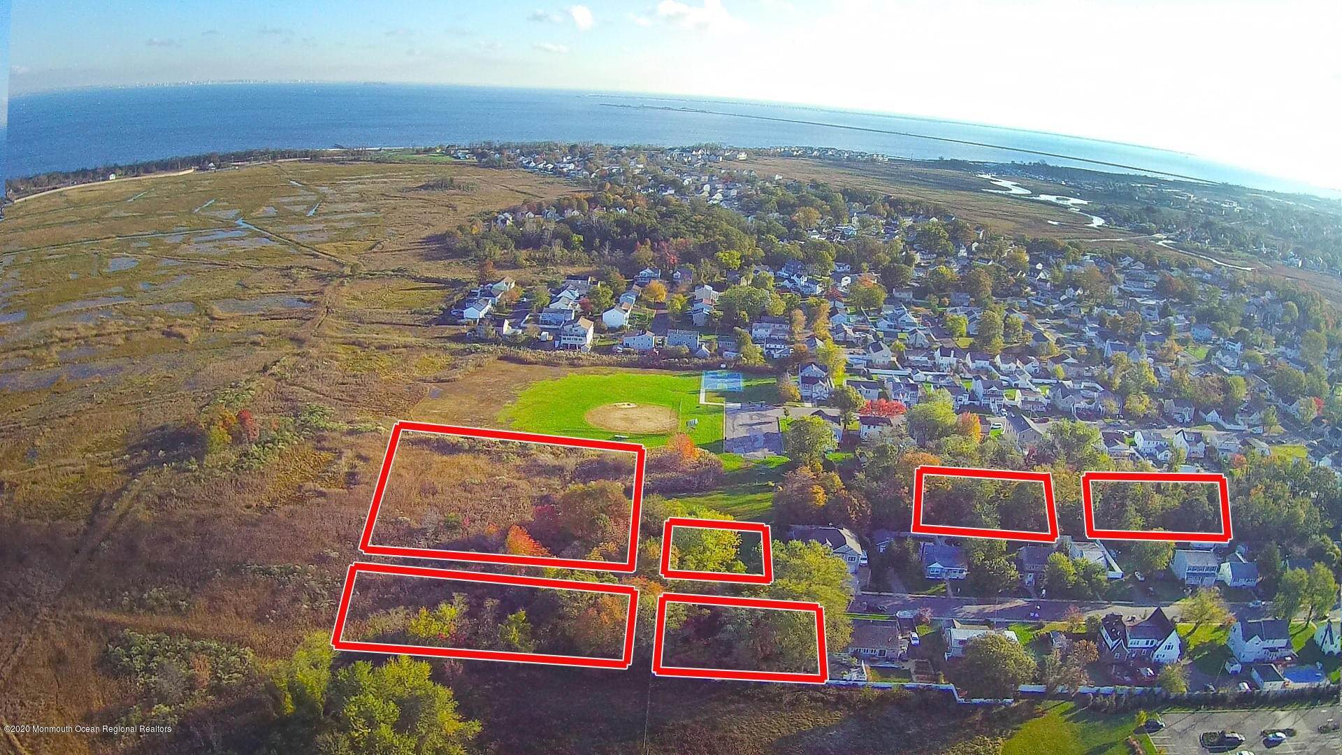 Land for Sale at 19 Walada Avenue Port Monmouth, New Jersey 07758 United States