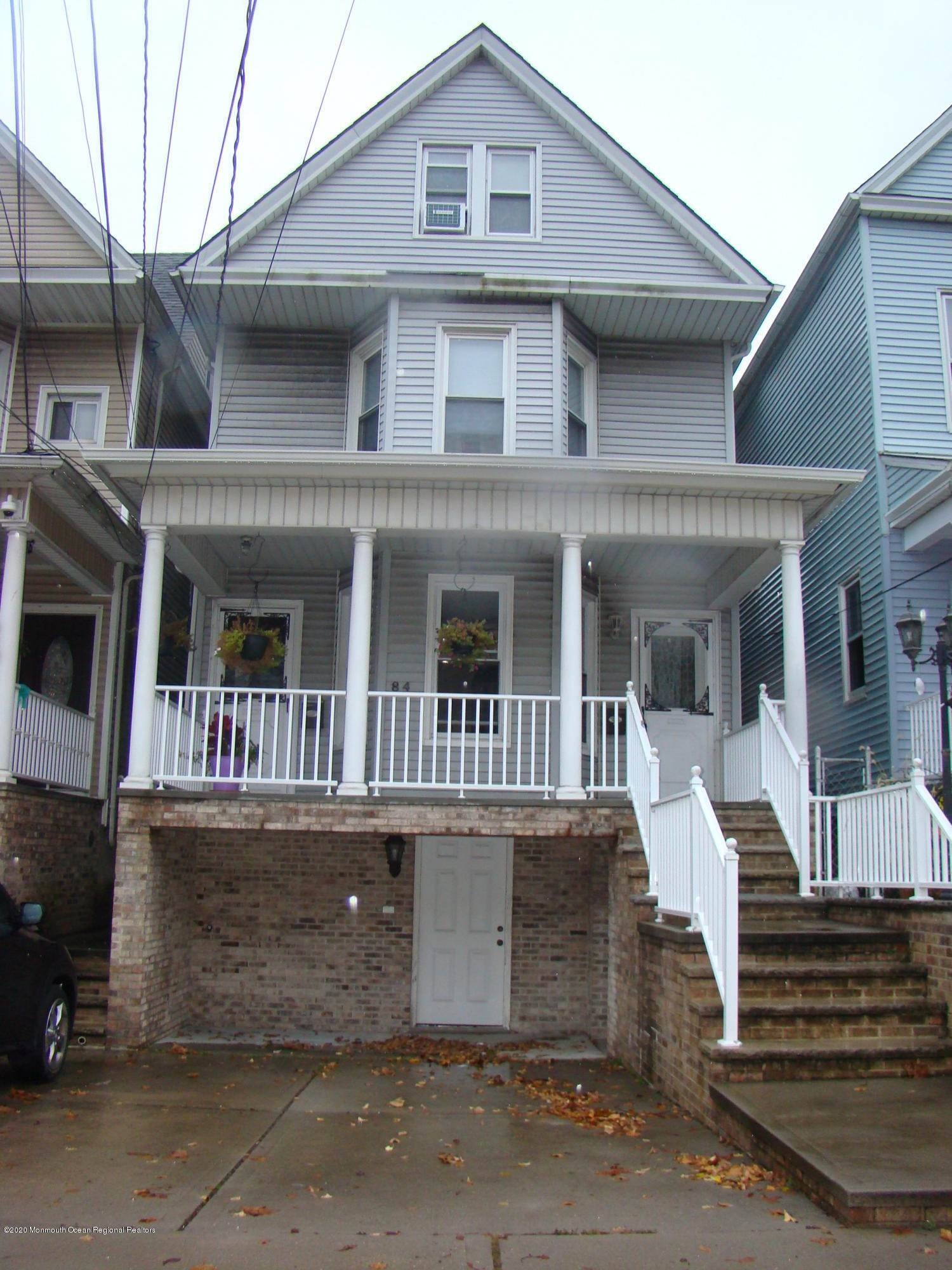 Single Family Homes at 84 32nd Street Bayonne, New Jersey 07002 United States