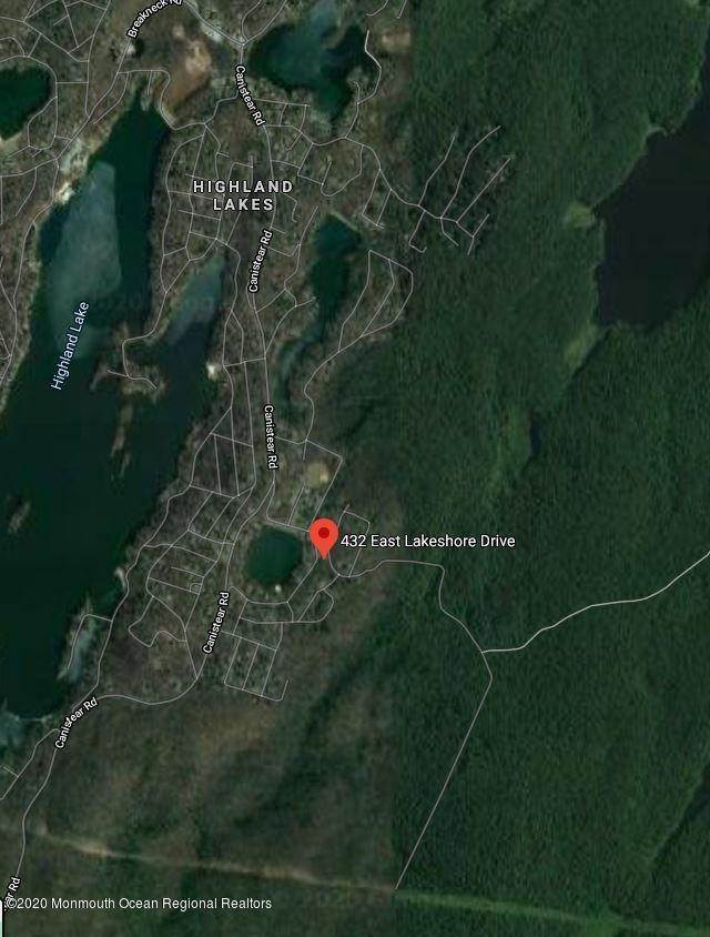 Land for Sale at 432 Lakeshore Drive Vernon, New Jersey 07462 United States