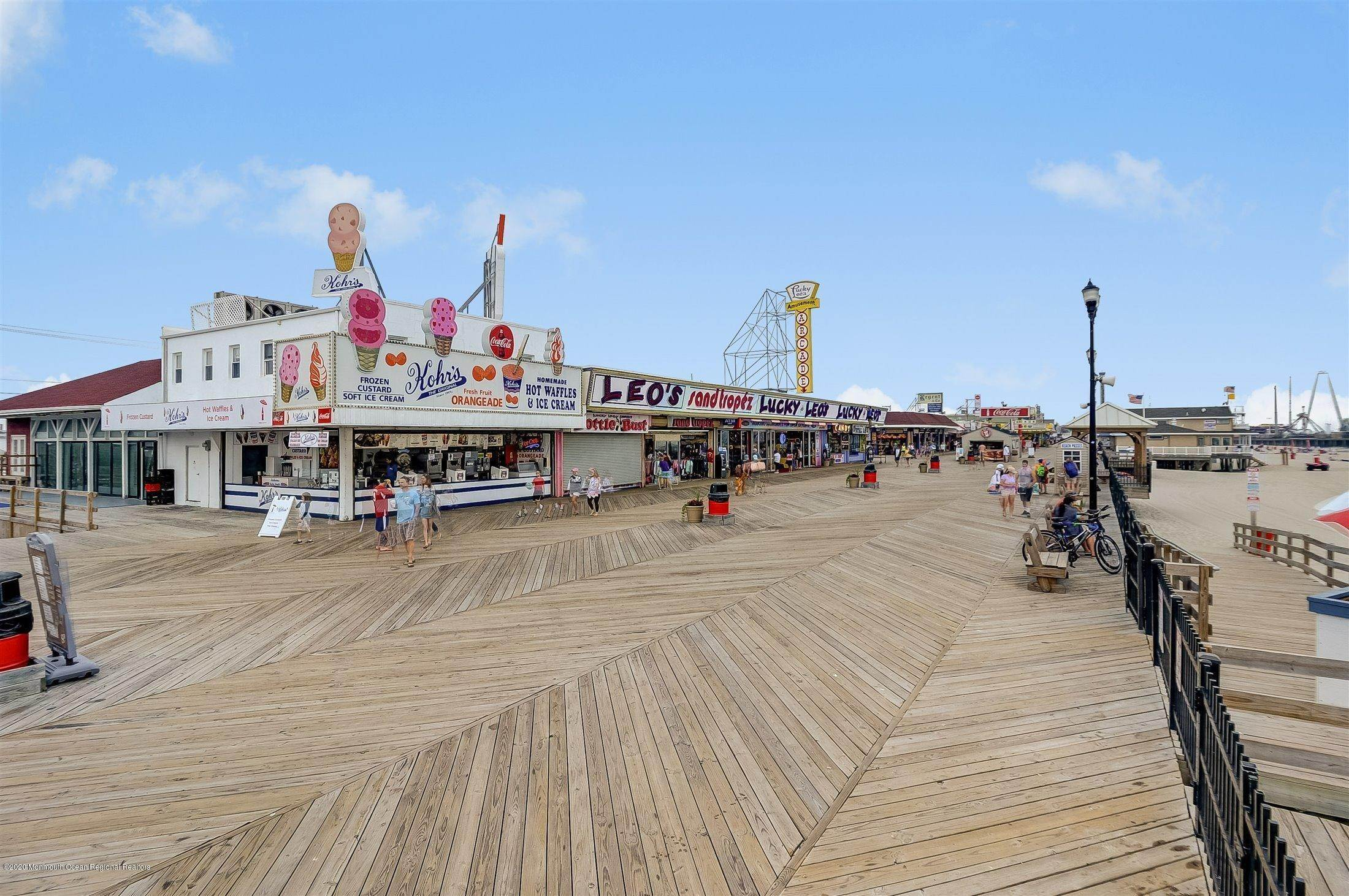 25. Single Family Homes for Sale at 115 Grant Avenue Seaside Heights, New Jersey 08751 United States