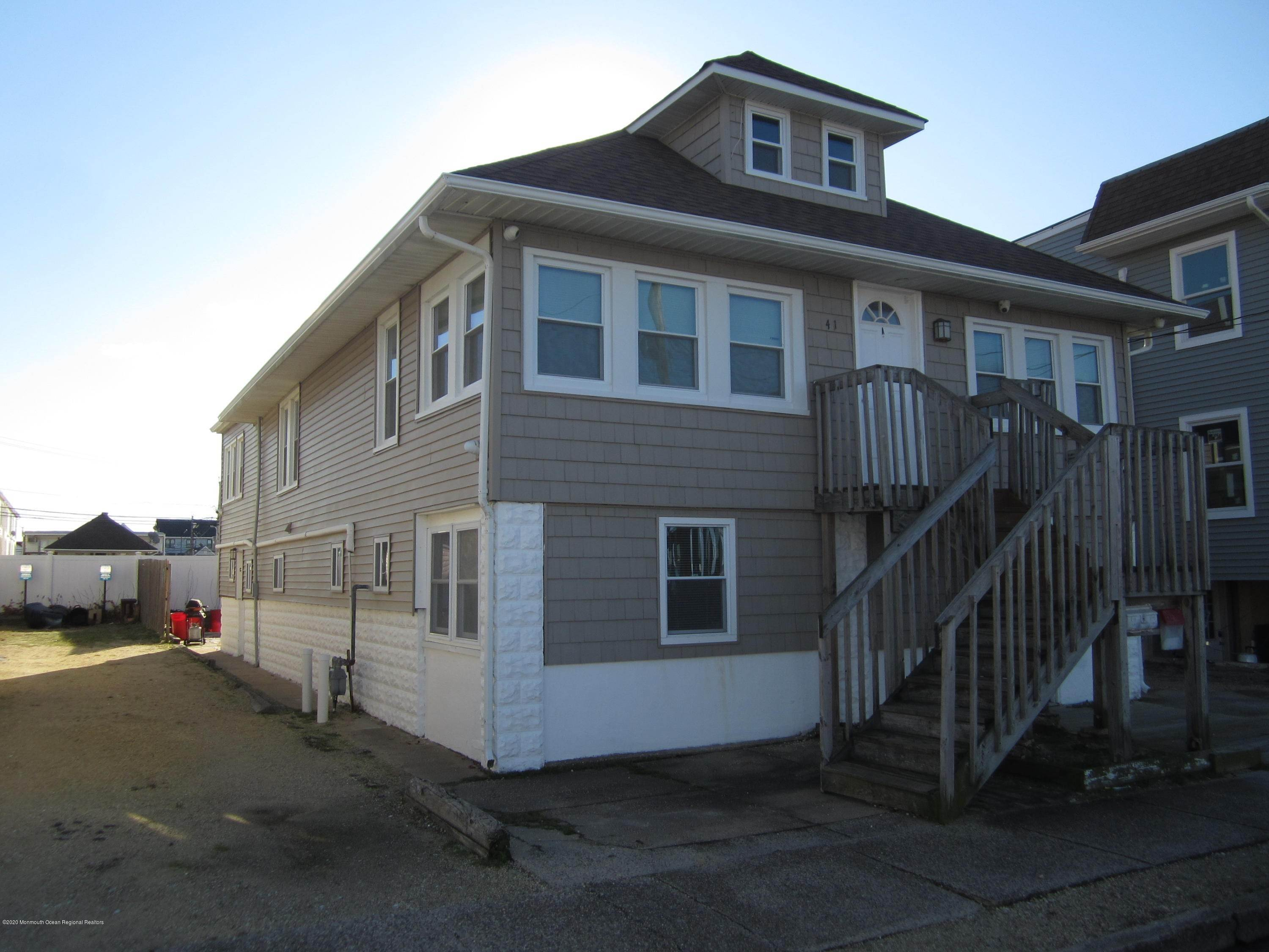 Property for Sale at 41 Blaine Avenue Seaside Heights, New Jersey 08751 United States