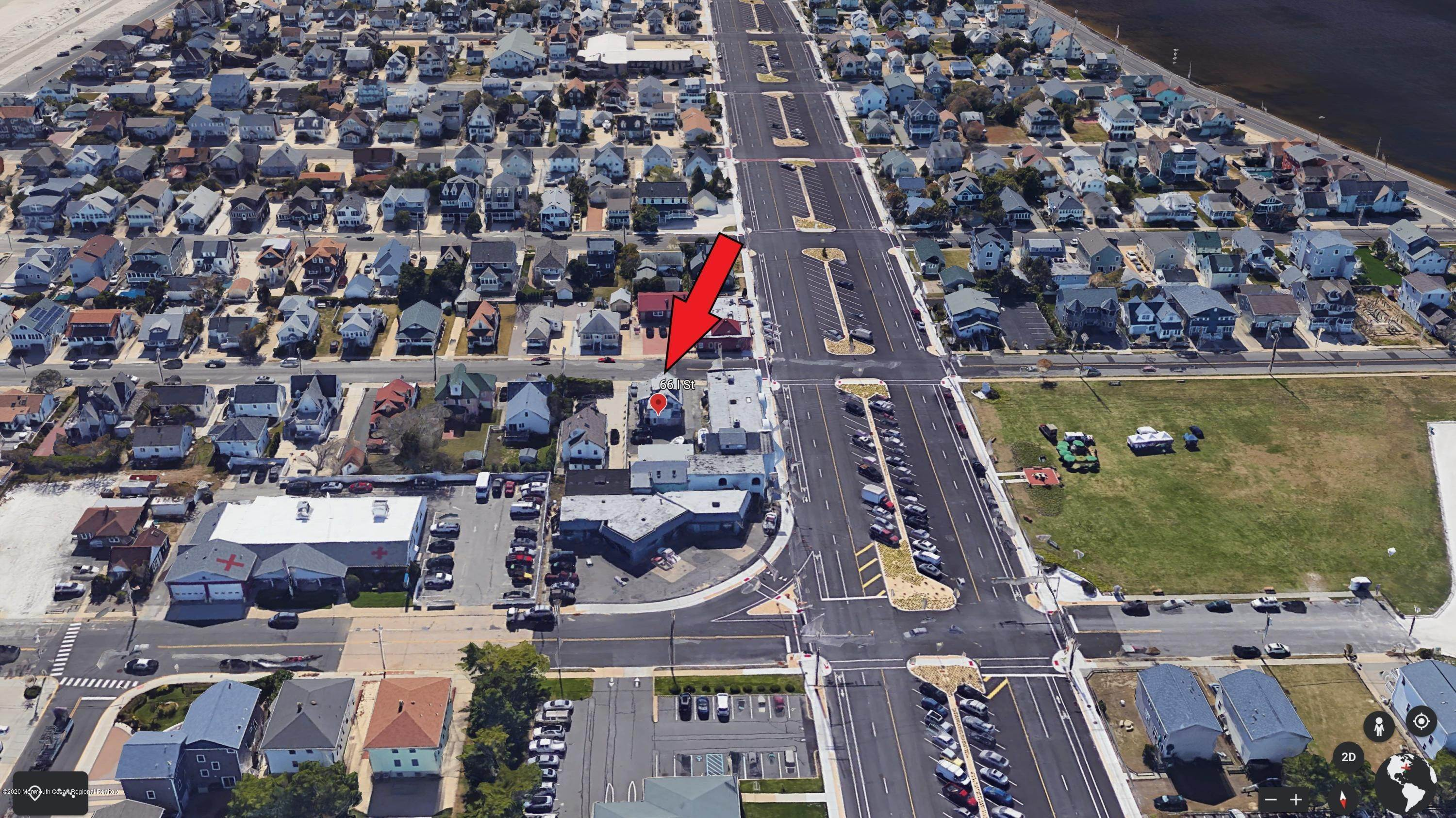 8. Multi-Family Homes for Sale at 66 I Street Seaside Park, New Jersey 08752 United States