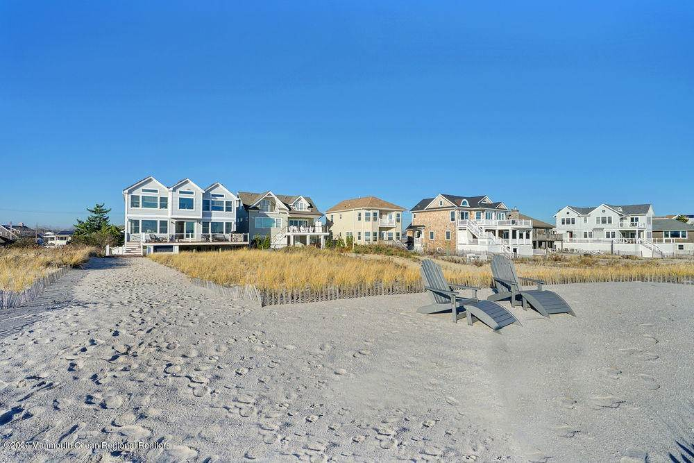 Single Family Homes for Sale at 1324 Ocean Front Point Pleasant Beach, New Jersey 08742 United States