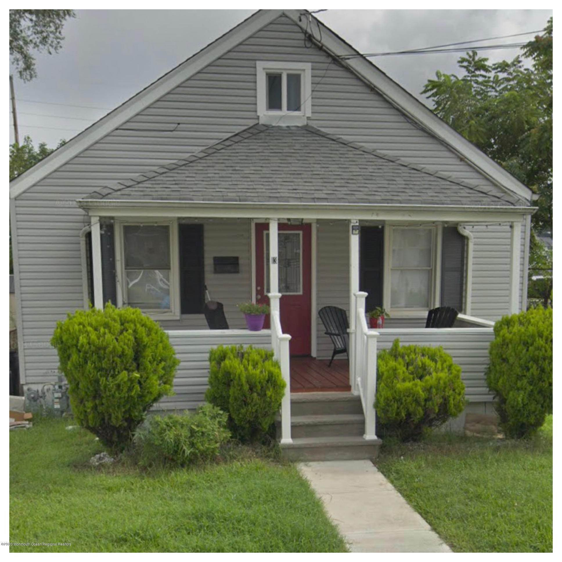 Single Family Homes for Sale at 13 May Street Keyport, New Jersey 07735 United States