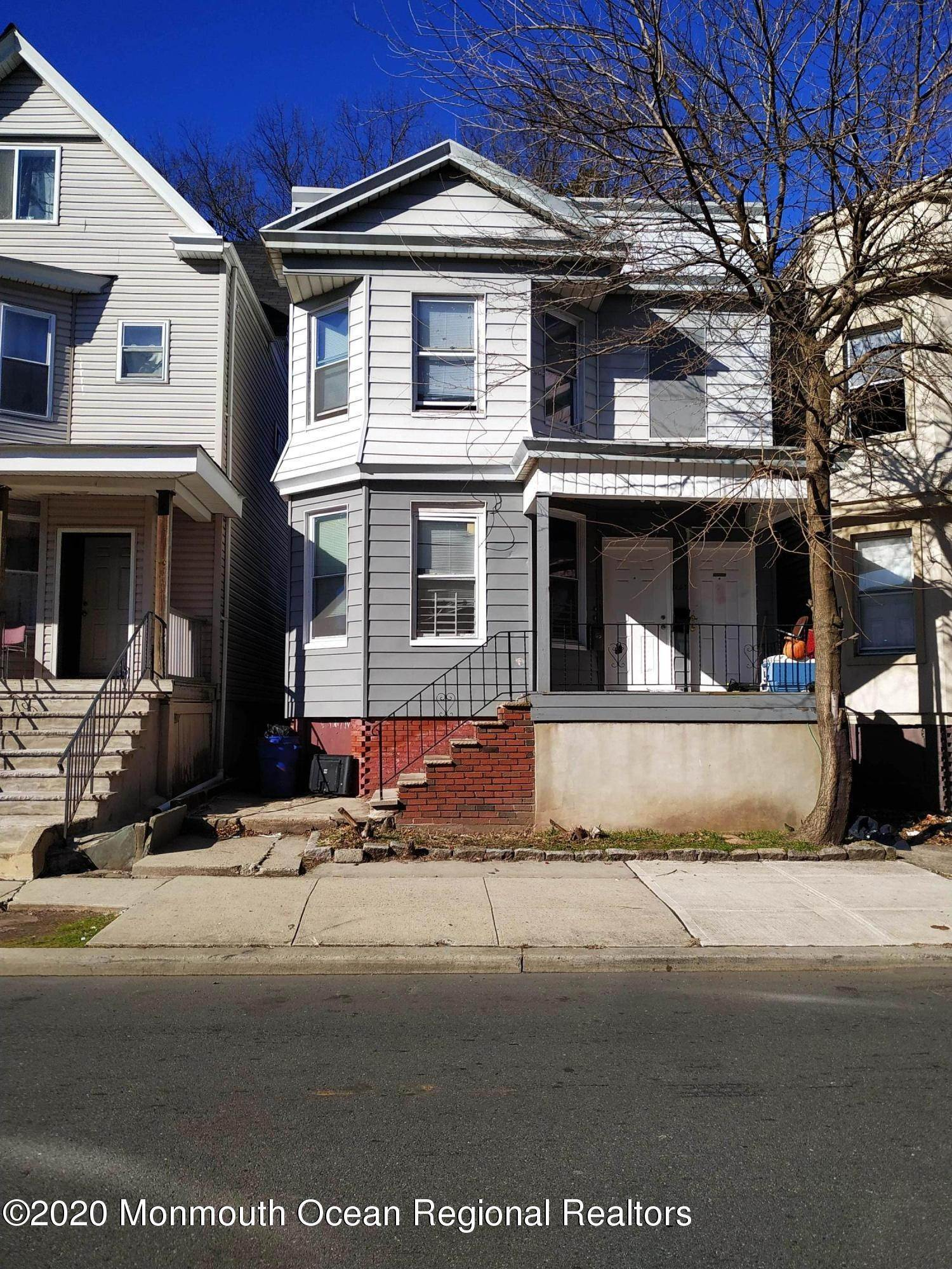 Multi-Family Homes for Sale at 253 19th Street East Orange, New Jersey 07017 United States
