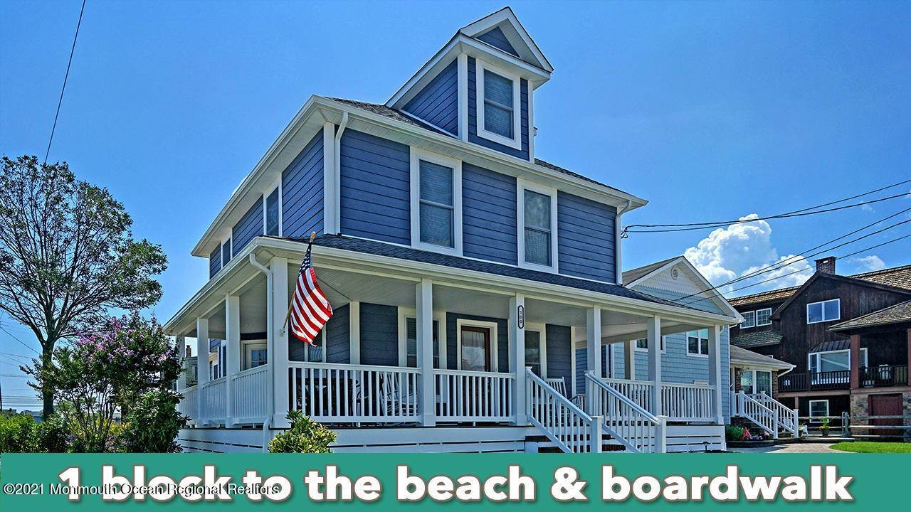 Single Family Homes at 100 Central Avenue Point Pleasant Beach, New Jersey 08742 United States