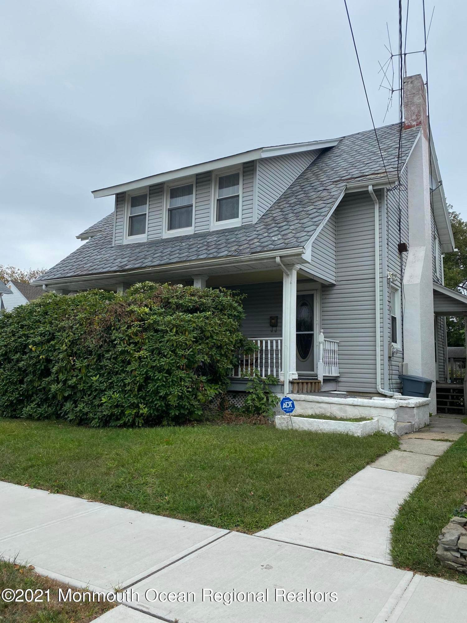 Single Family Homes for Sale at 1308 Bridge Street Asbury Park, New Jersey 07712 United States