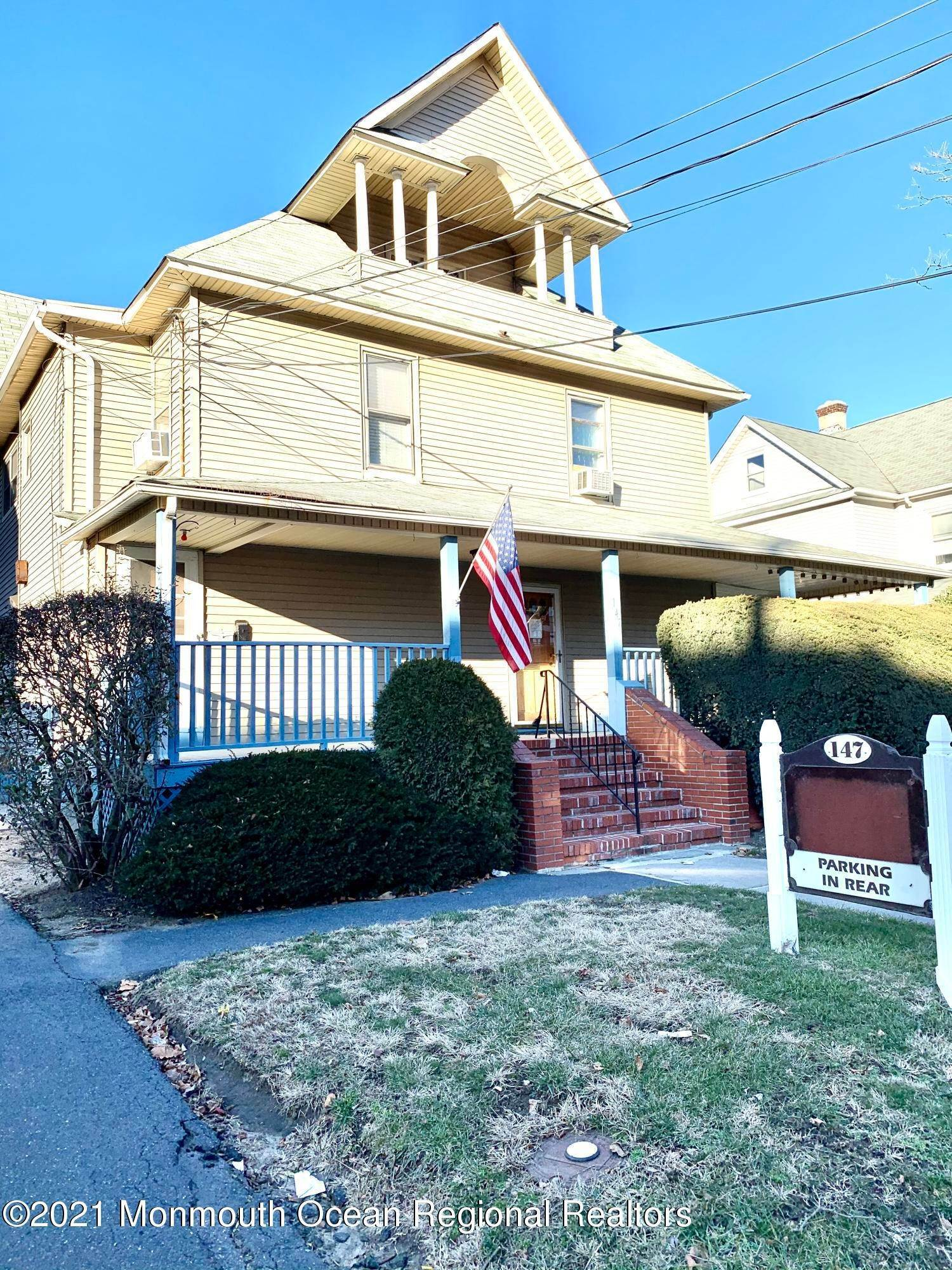 Property at 147 Pavilion Avenue Long Branch, New Jersey 07740 United States