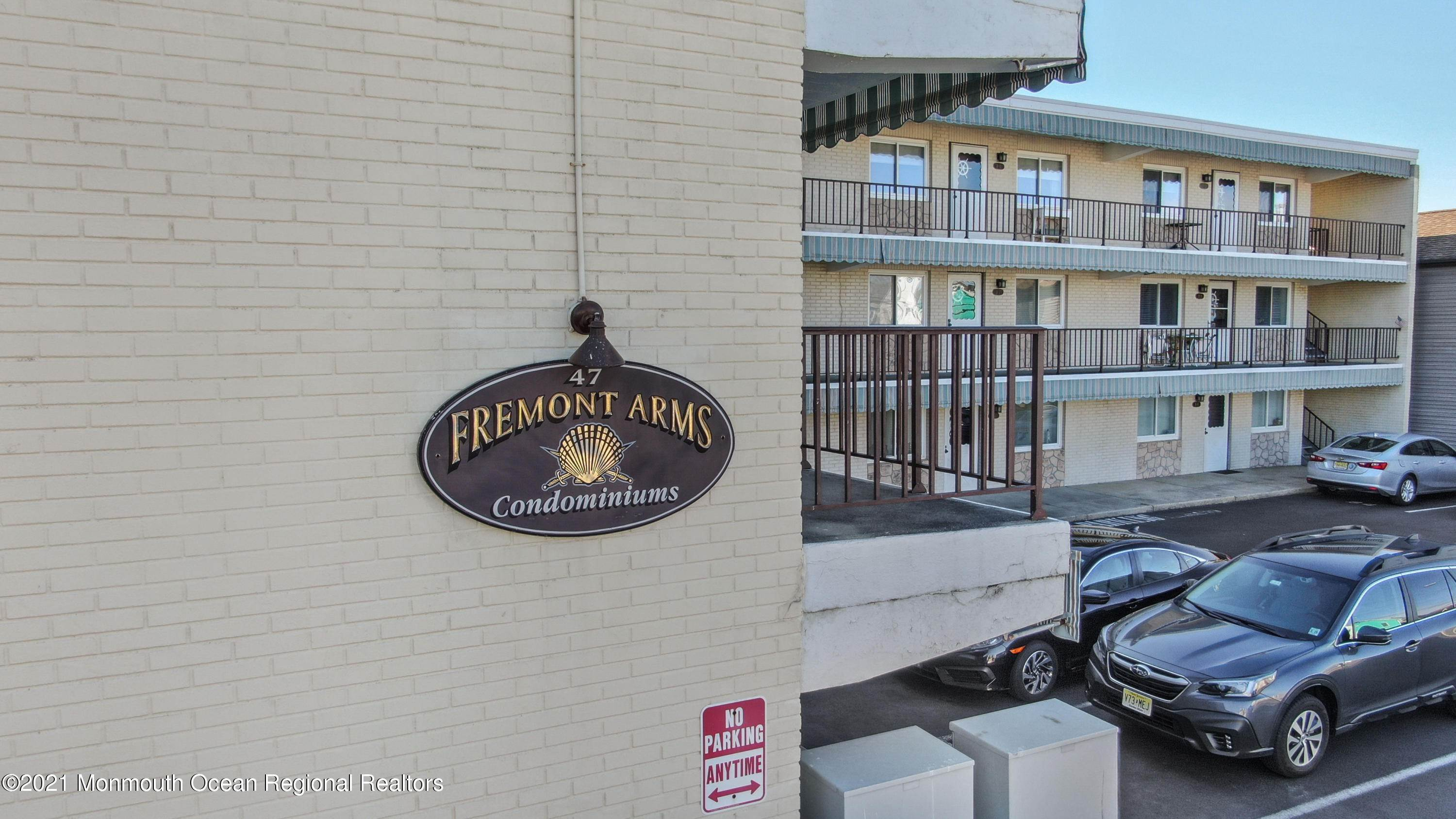 13. Condominiums for Sale at 47 Fremont Avenue Seaside Heights, New Jersey 08751 United States