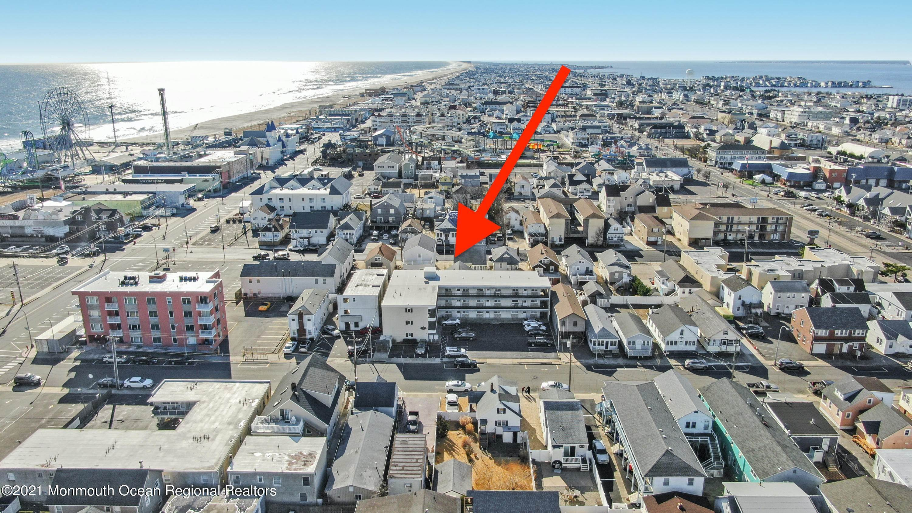 5. Condominiums for Sale at 47 Fremont Avenue Seaside Heights, New Jersey 08751 United States