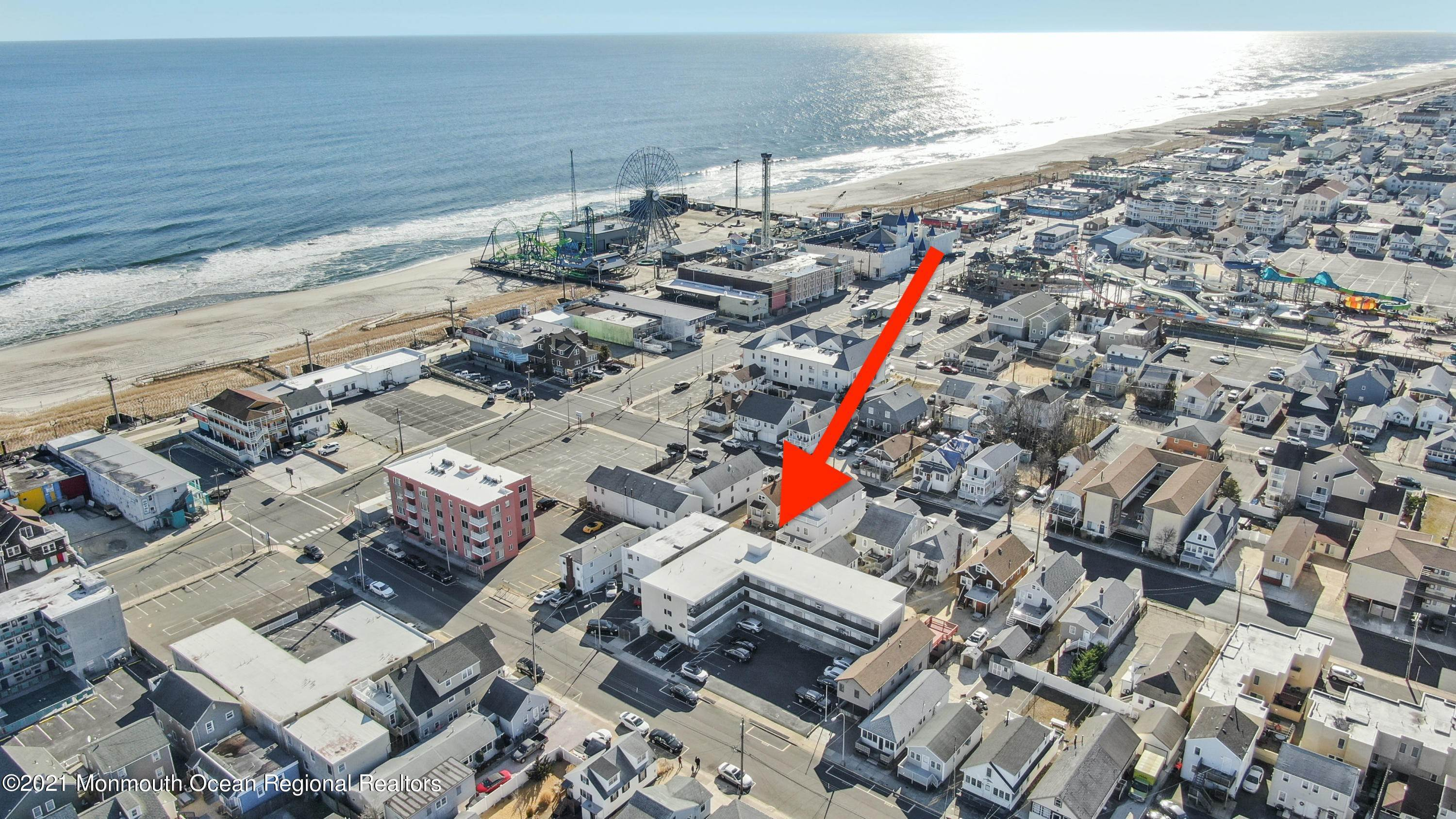 2. Condominiums for Sale at 47 Fremont Avenue Seaside Heights, New Jersey 08751 United States