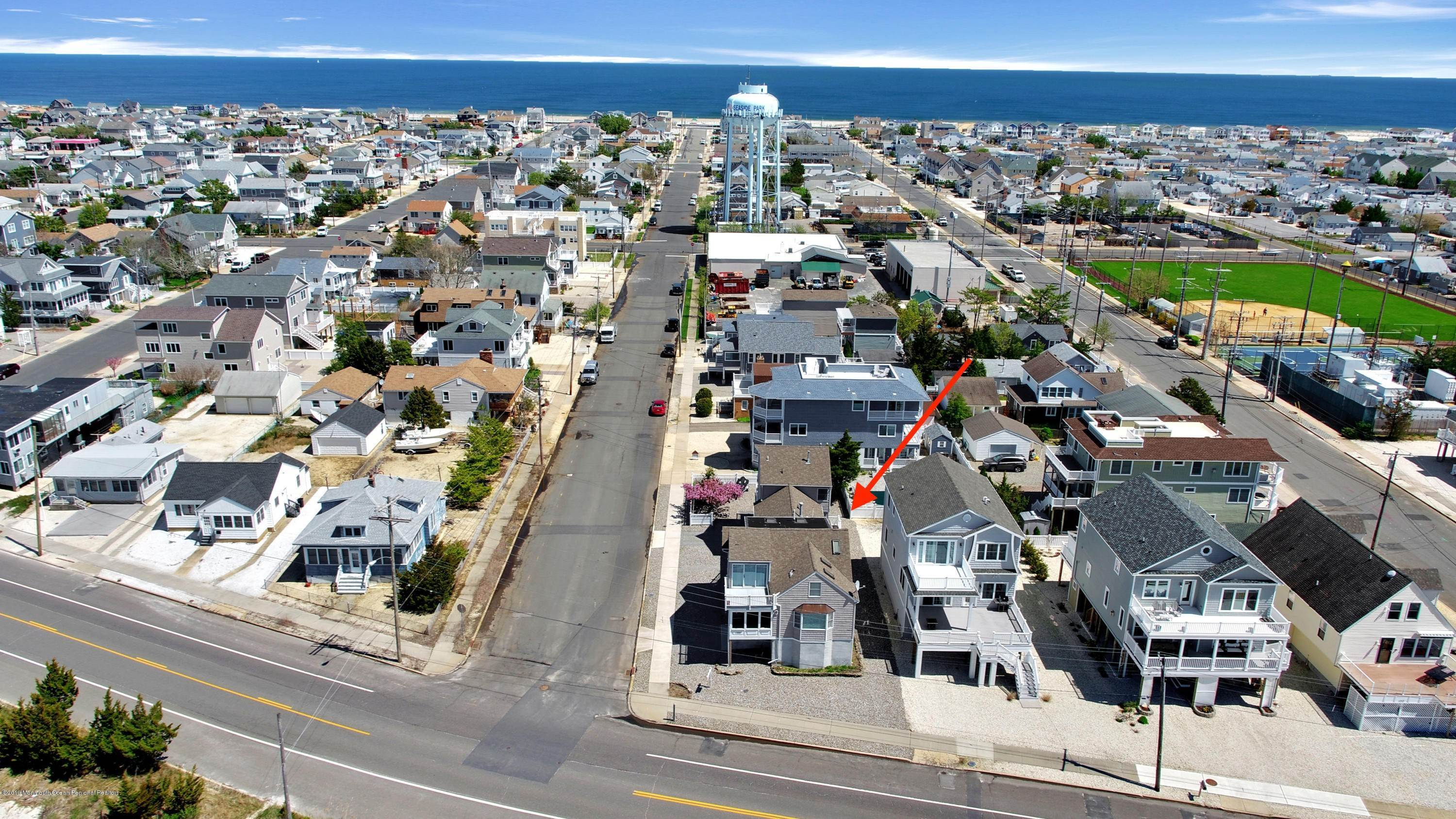 3. Single Family Homes for Sale at 1200 Bayview Avenue Seaside Park, New Jersey 08752 United States
