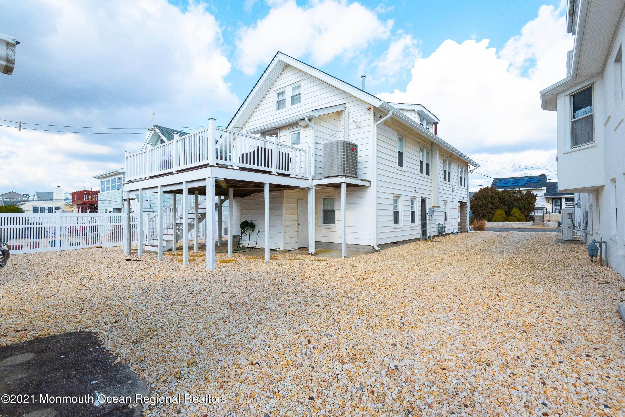 33. Multi-Family Homes for Sale at 17 I Street Seaside Park, New Jersey 08752 United States