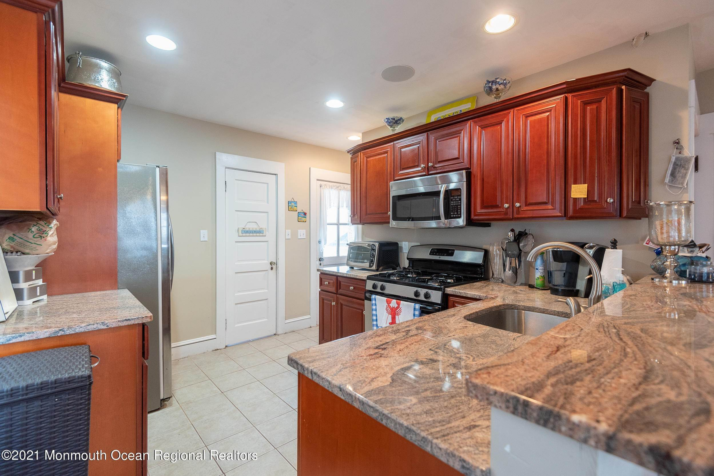 18. Multi-Family Homes for Sale at 17 I Street Seaside Park, New Jersey 08752 United States