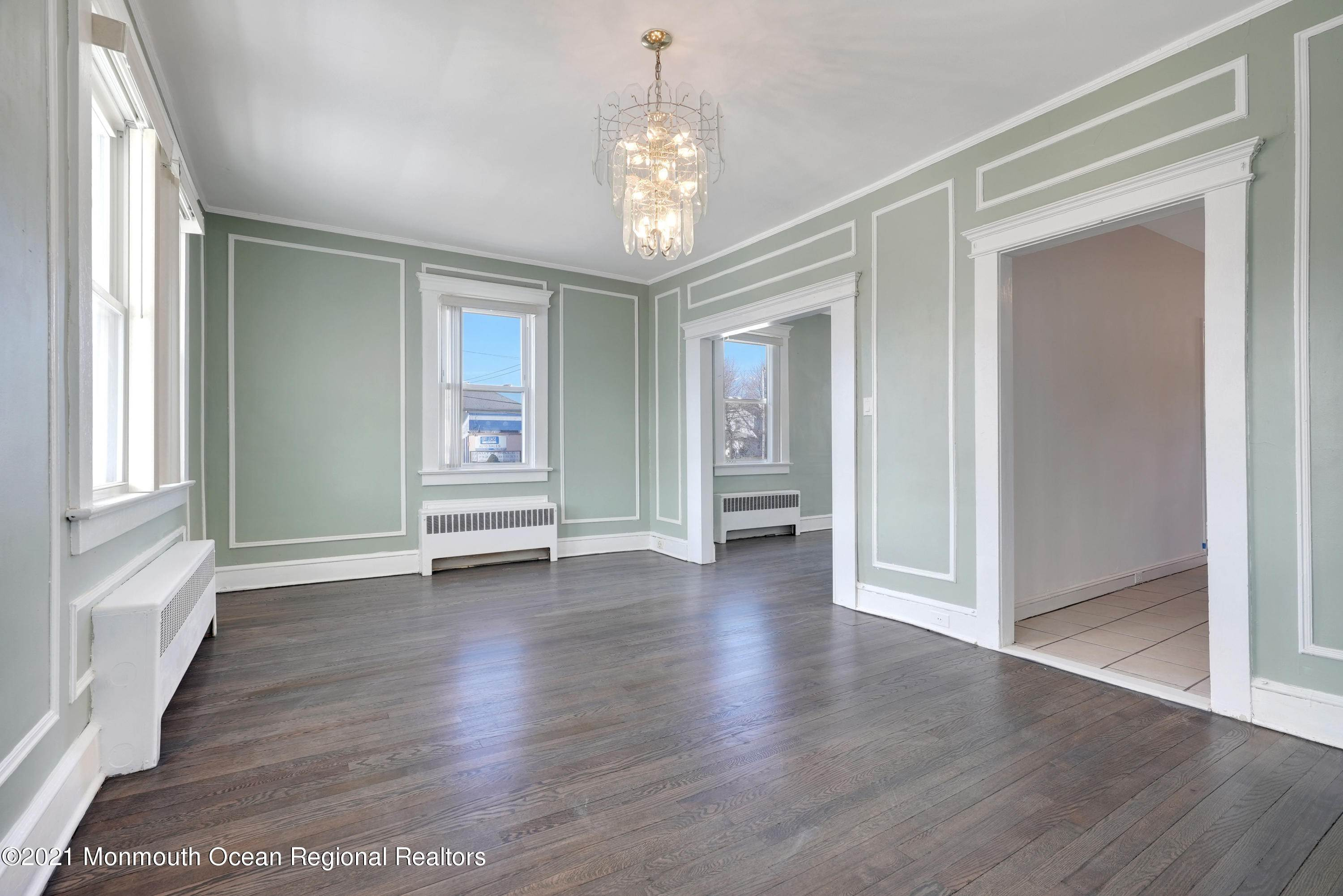 14. Single Family Homes for Sale at 1415 Asbury Avenue Asbury Park, New Jersey 07712 United States