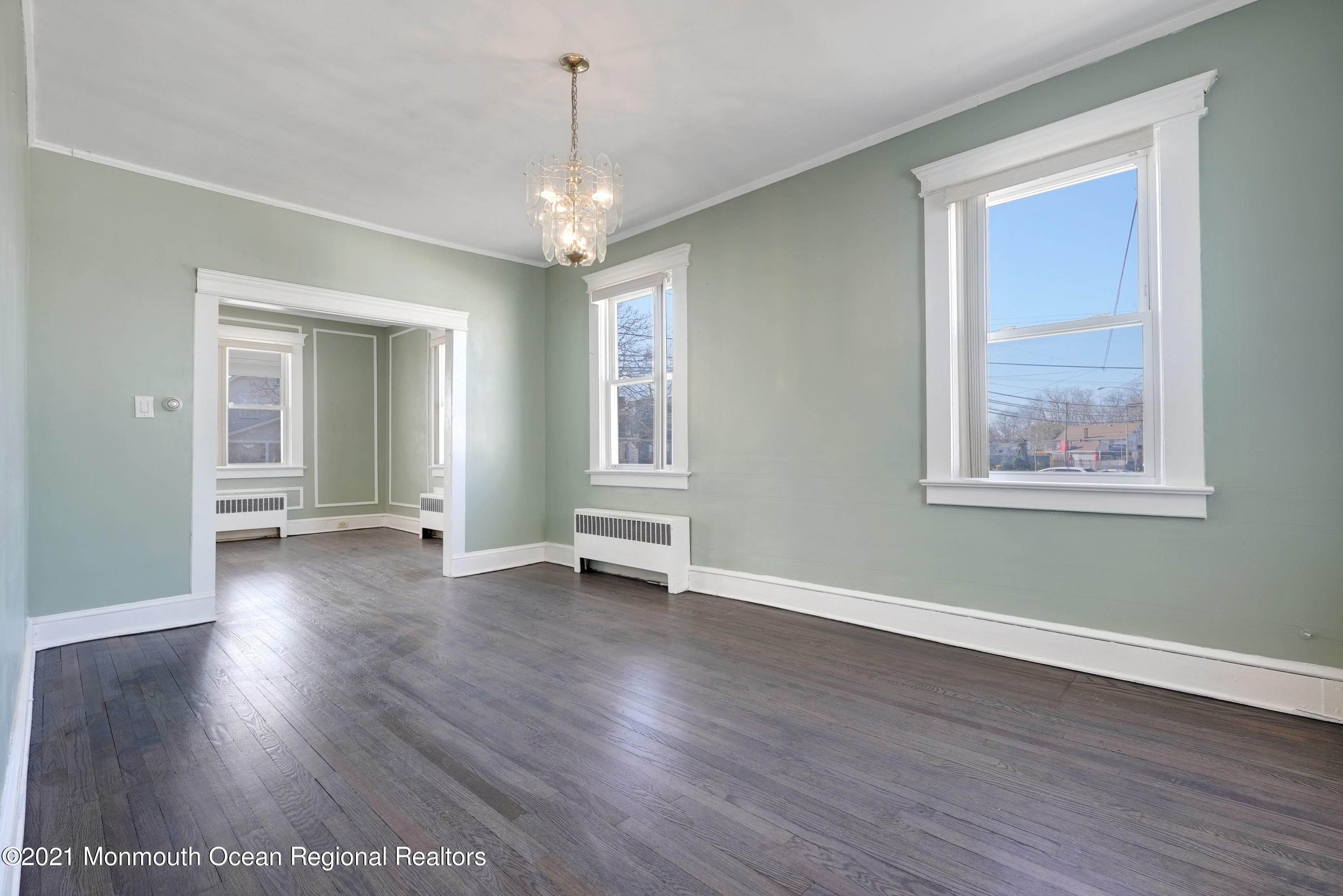 18. Single Family Homes for Sale at 1415 Asbury Avenue Asbury Park, New Jersey 07712 United States