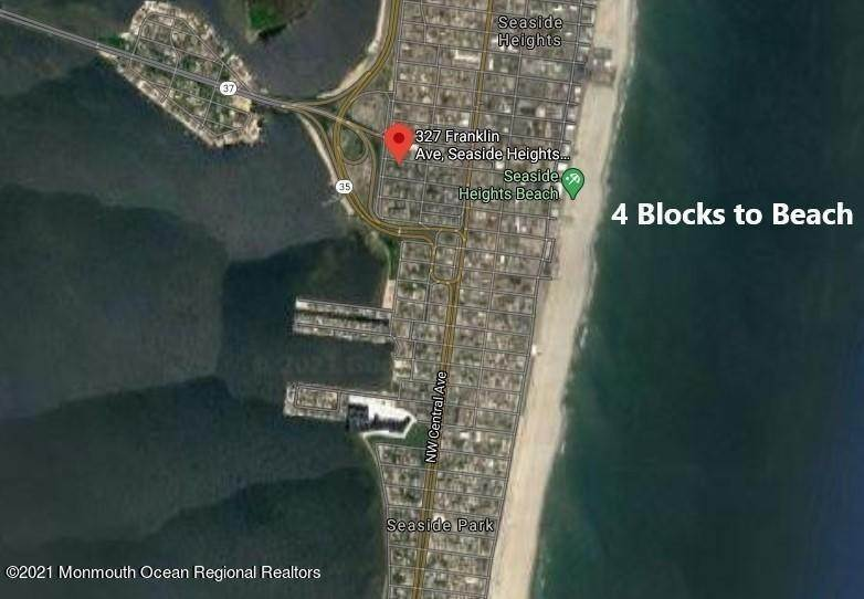 Property for Sale at 327 Franklin Avenue Seaside Heights, New Jersey 08751 United States