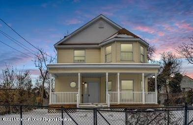 Single Family Homes for Sale at 1523 Summerfield Avenue Asbury Park, New Jersey 07712 United States