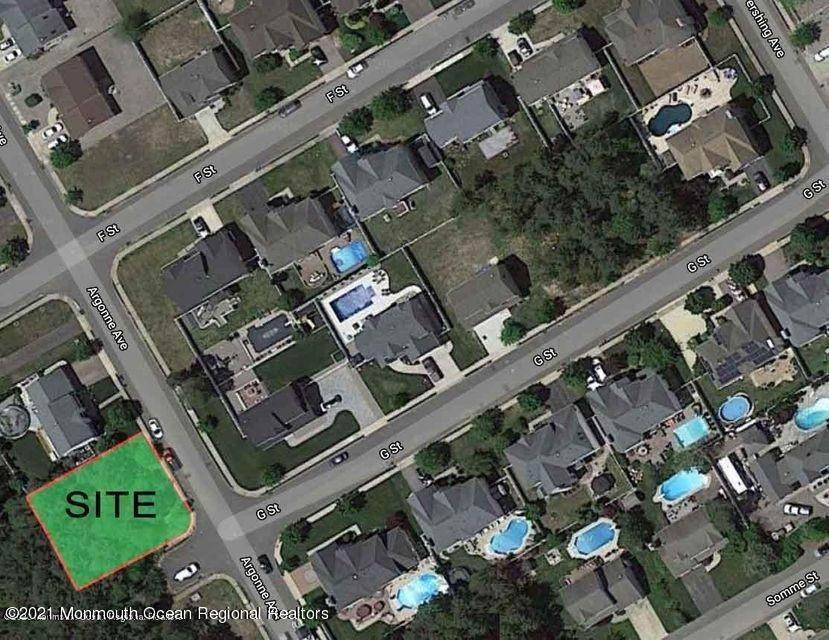 Land for Sale at Argonne Street Forked River, New Jersey 08731 United States