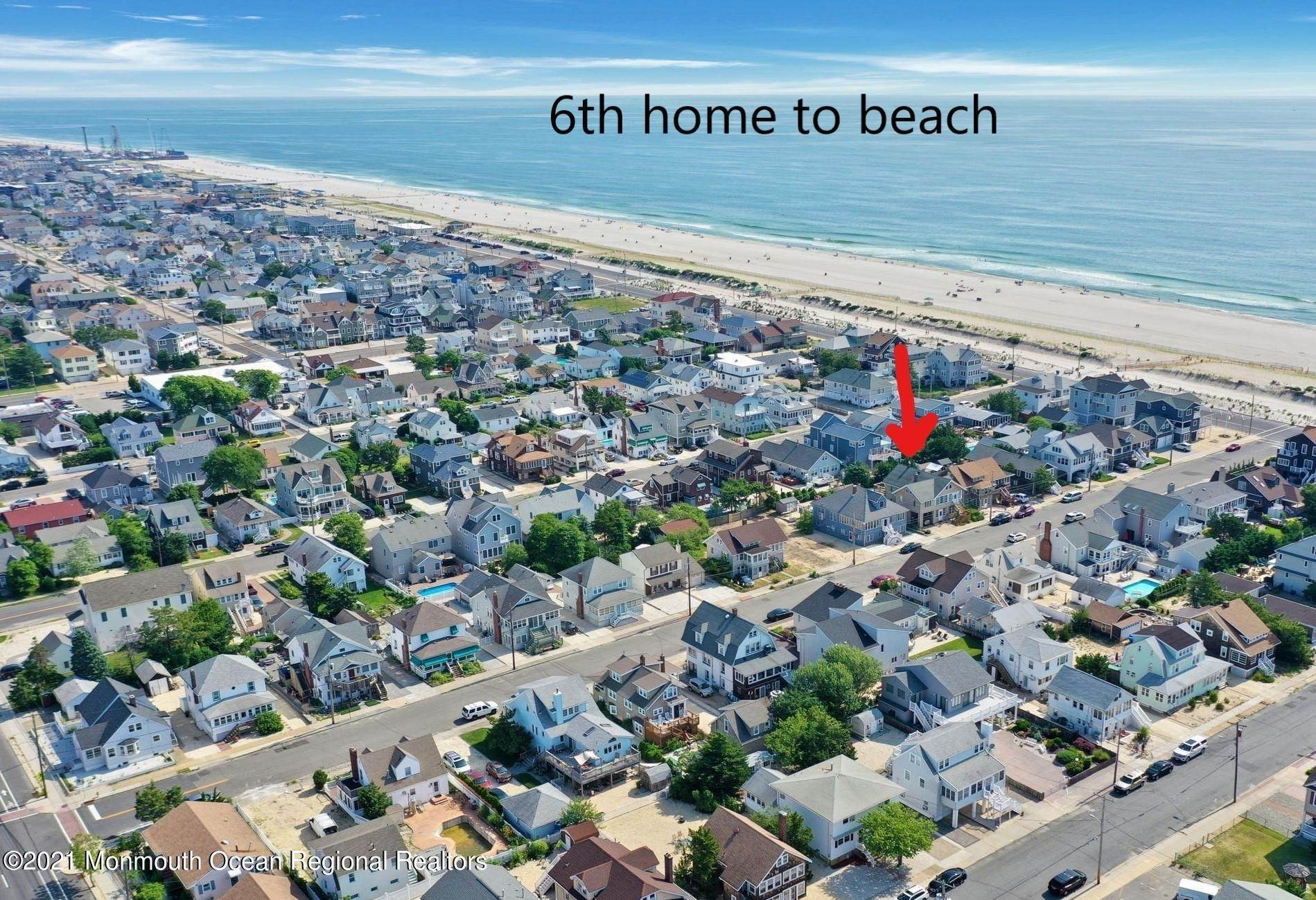 2. Multi-Family Homes for Sale at 26 G Street Seaside Park, New Jersey 08752 United States