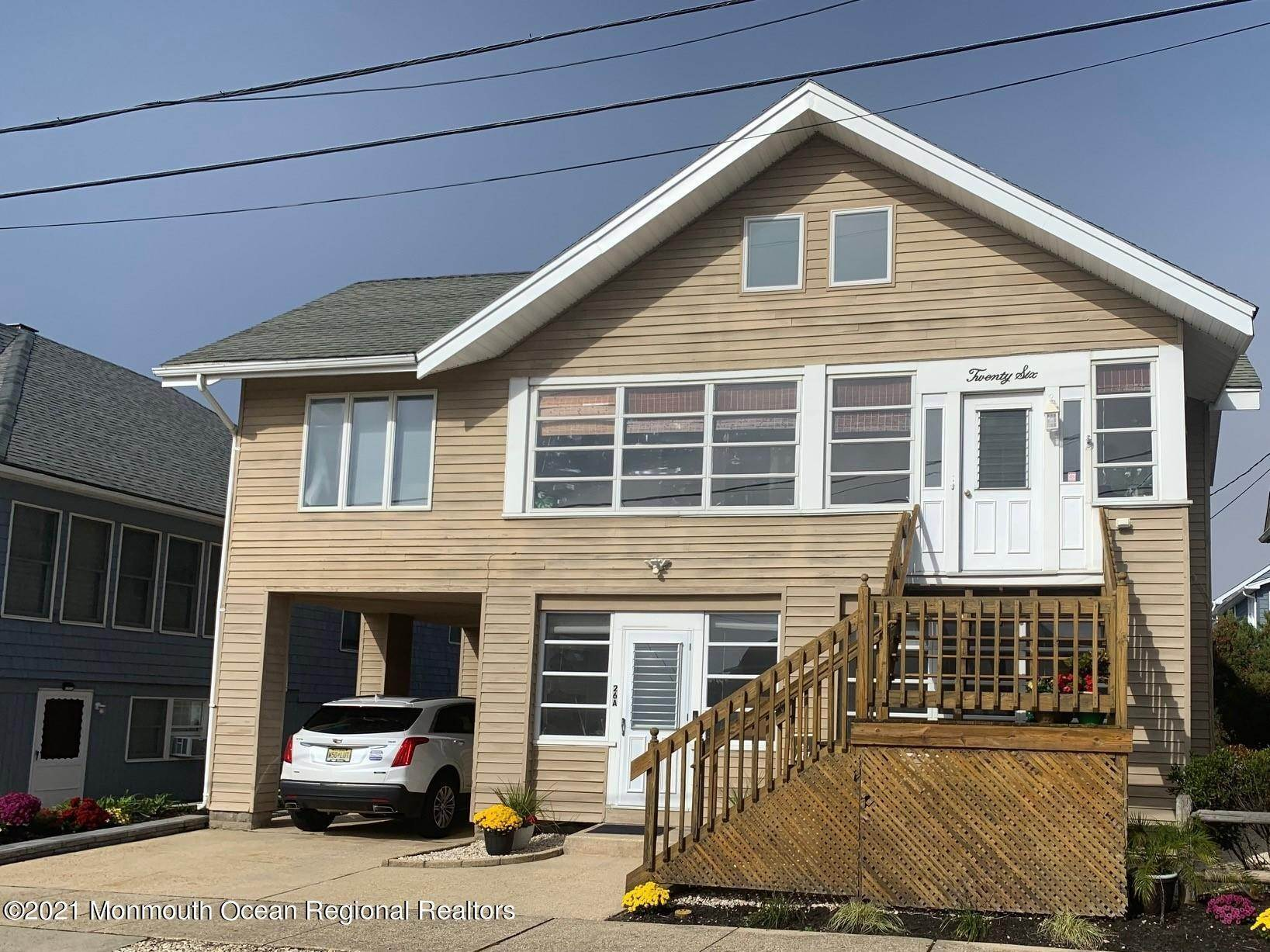 3. Multi-Family Homes for Sale at 26 G Street Seaside Park, New Jersey 08752 United States