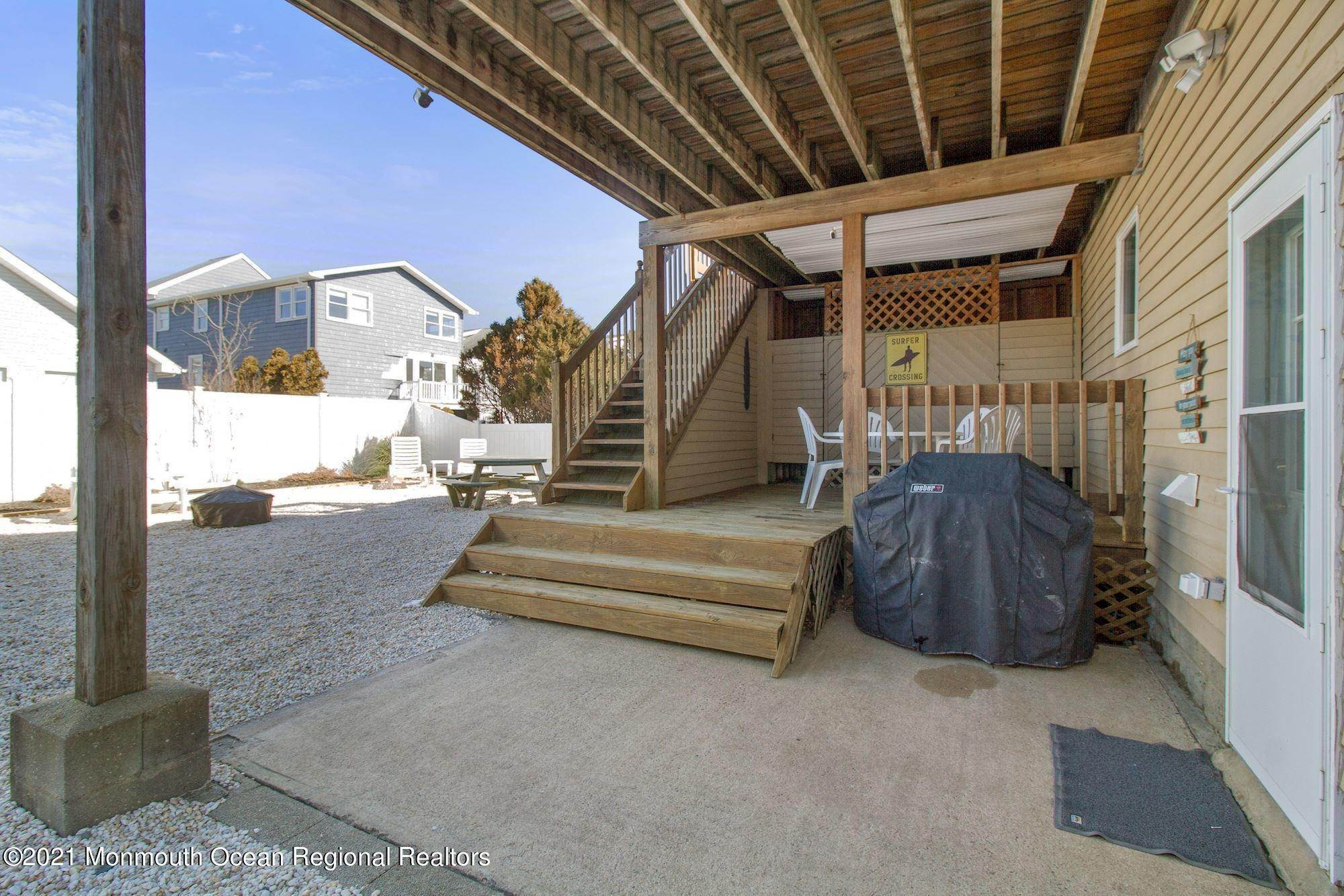 37. Multi-Family Homes for Sale at 26 G Street Seaside Park, New Jersey 08752 United States