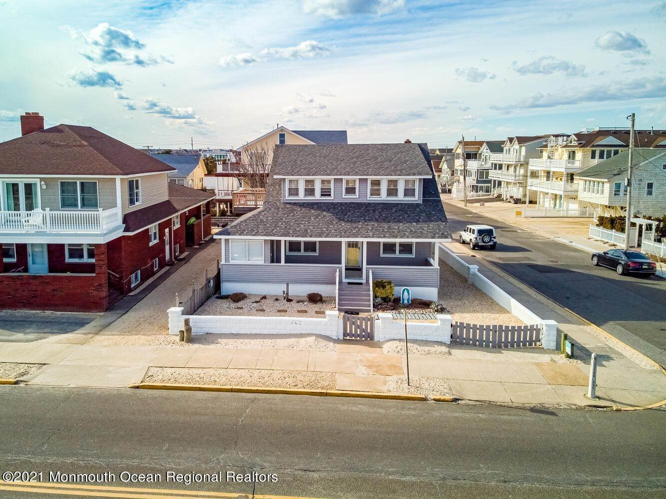 2. Multi-Family Homes for Sale at 1215 Ocean Avenue Seaside Park, New Jersey 08752 United States