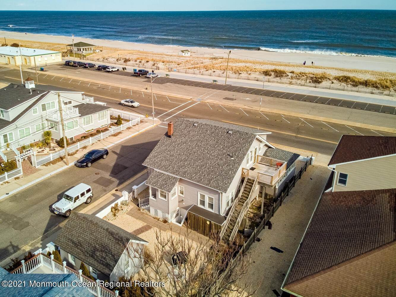 3. Multi-Family Homes for Sale at 1215 Ocean Avenue Seaside Park, New Jersey 08752 United States