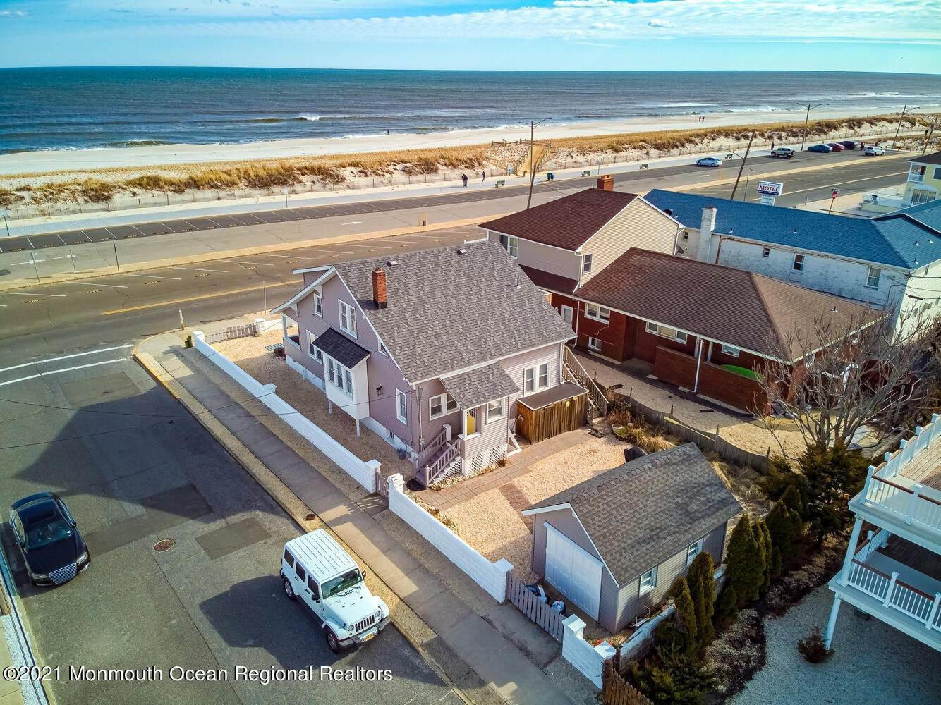 4. Multi-Family Homes for Sale at 1215 Ocean Avenue Seaside Park, New Jersey 08752 United States