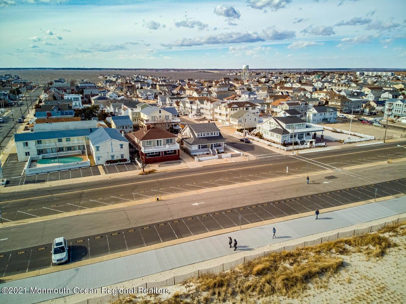 5. Multi-Family Homes for Sale at 1215 Ocean Avenue Seaside Park, New Jersey 08752 United States