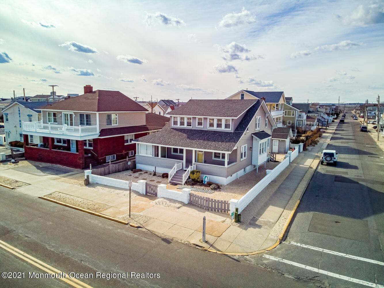 6. Multi-Family Homes for Sale at 1215 Ocean Avenue Seaside Park, New Jersey 08752 United States
